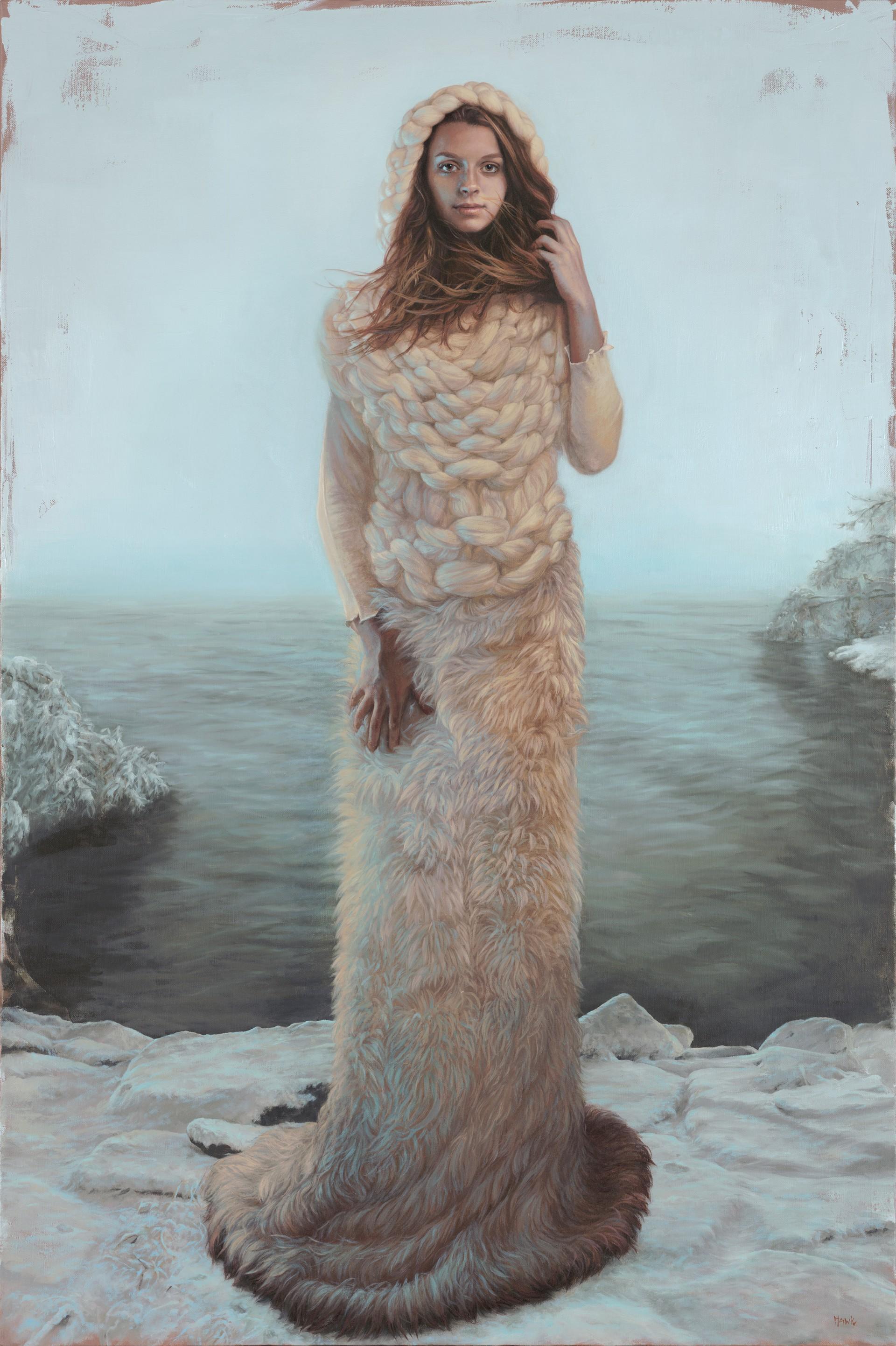 Wintering by Dana Hawk