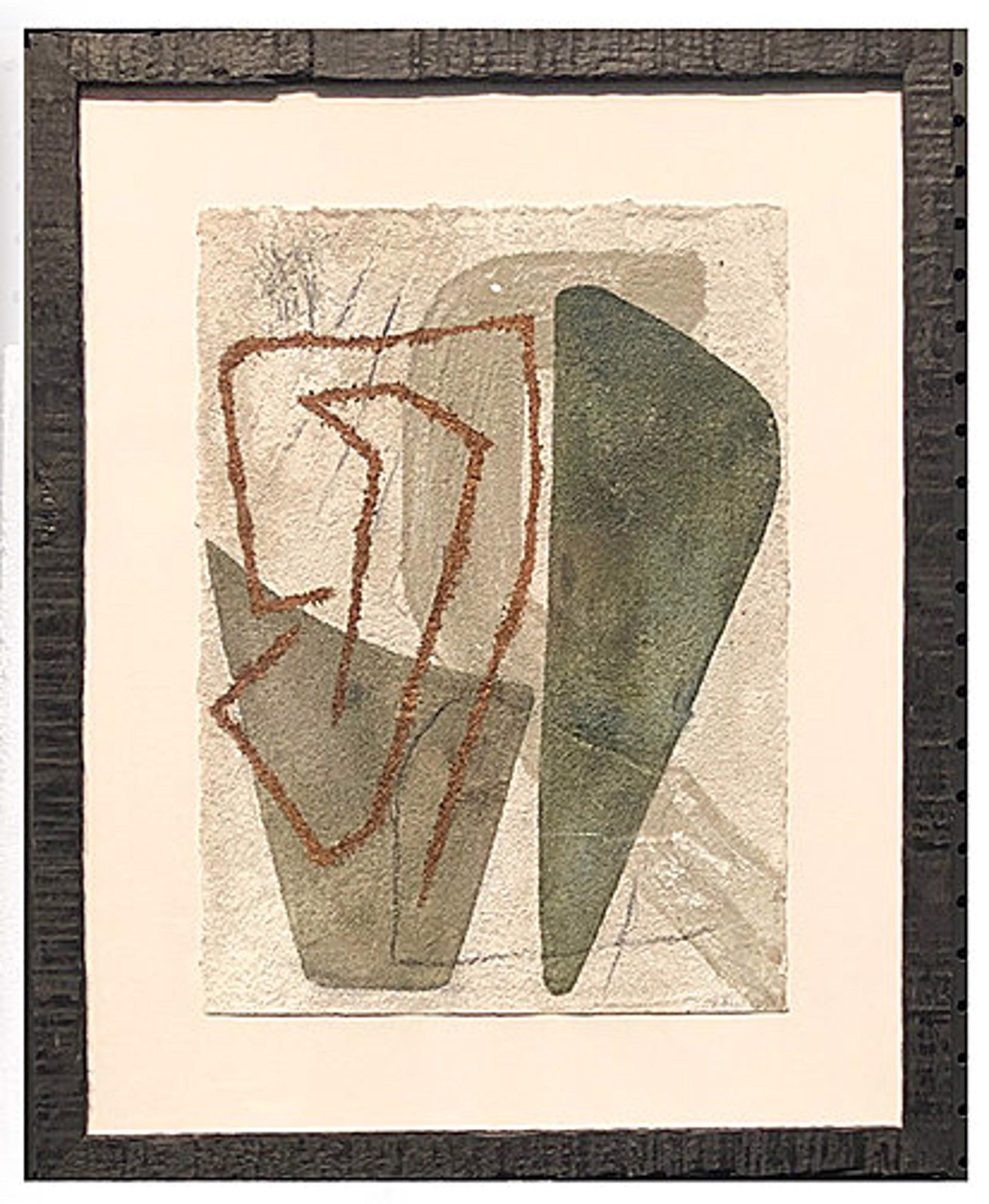 A Dollop of Uncertainty III by Stewart McDonald