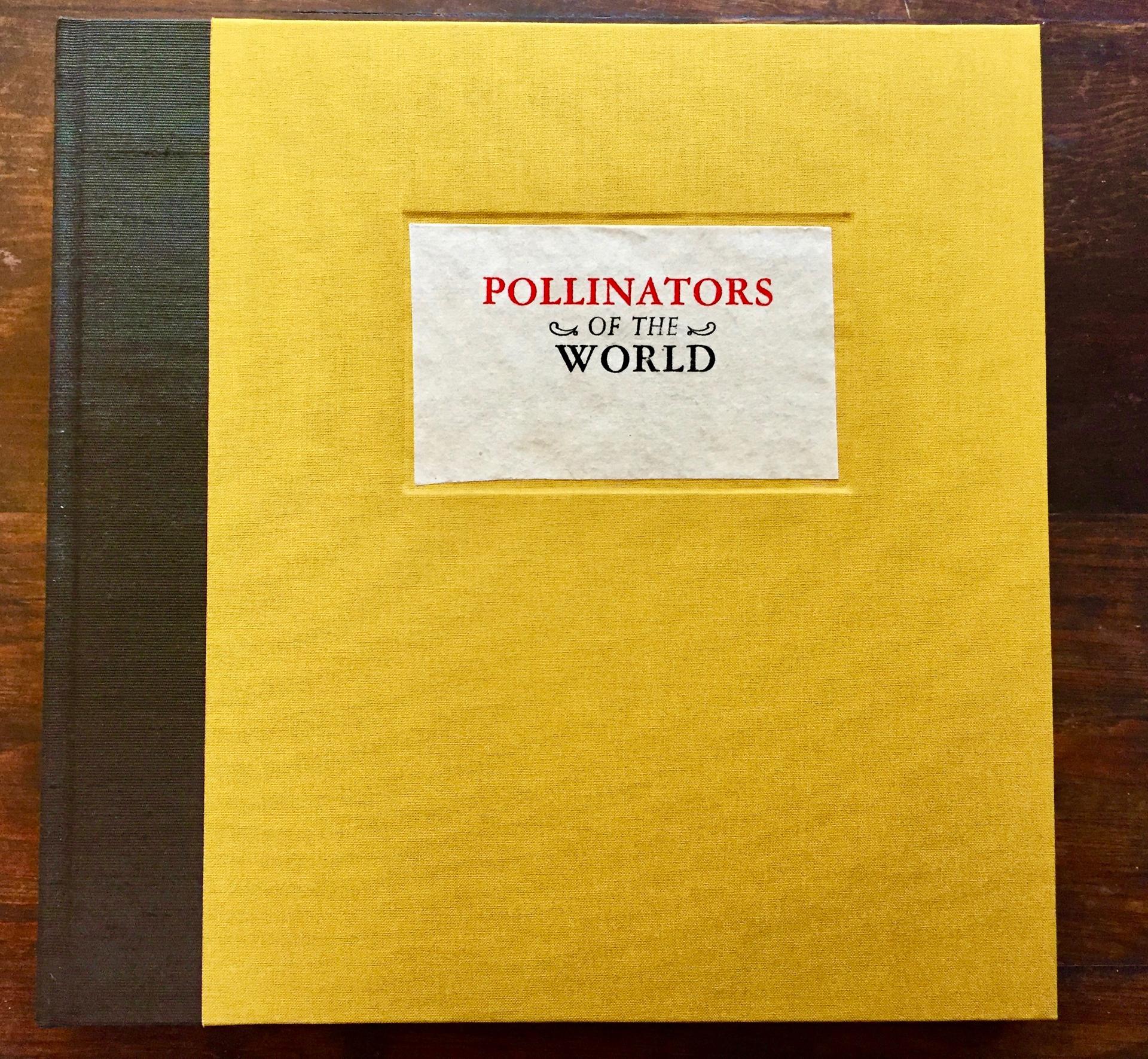 Pollinators of the World by Charles Jones