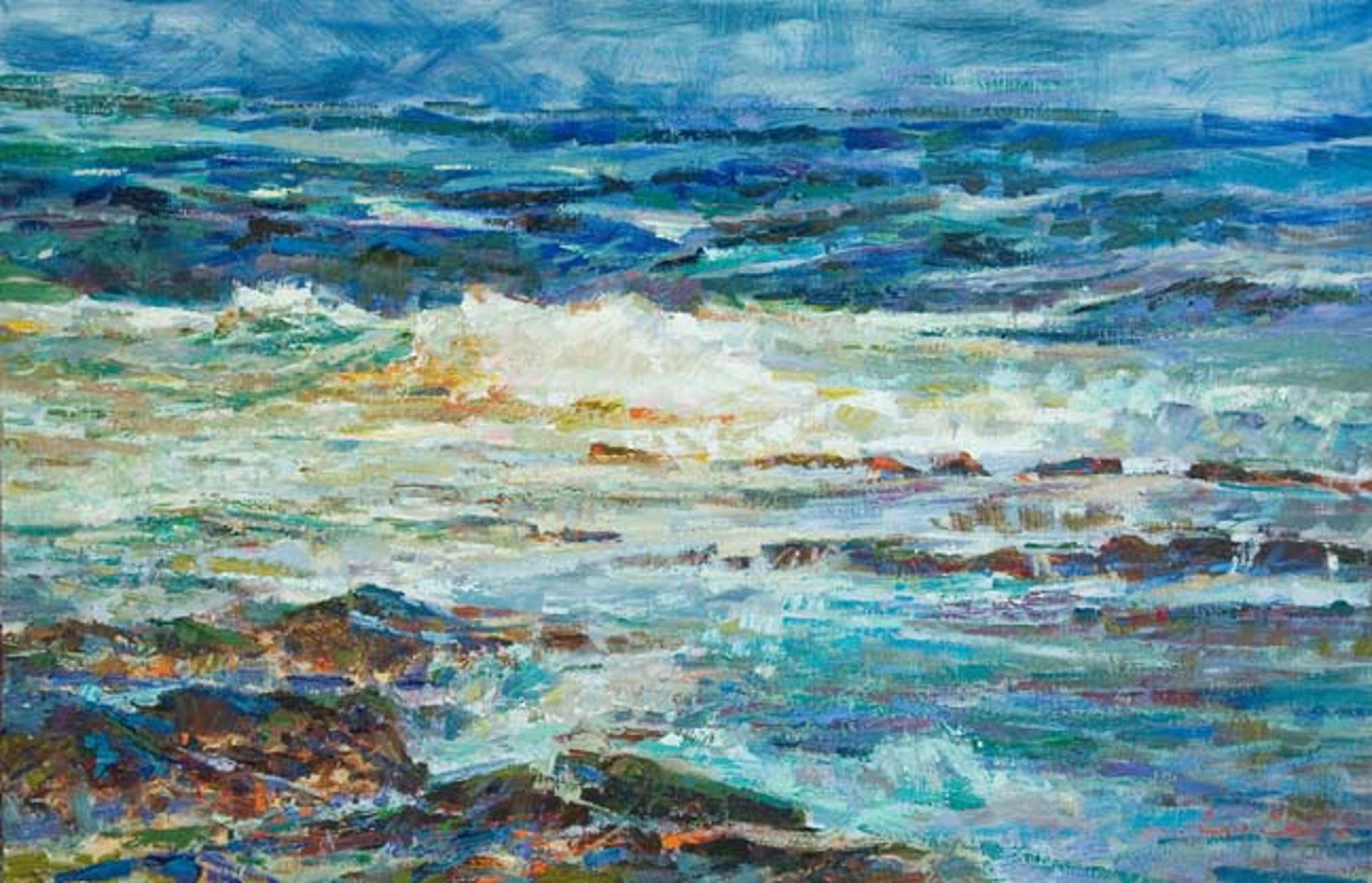 Sunset Beach by Lau Chun