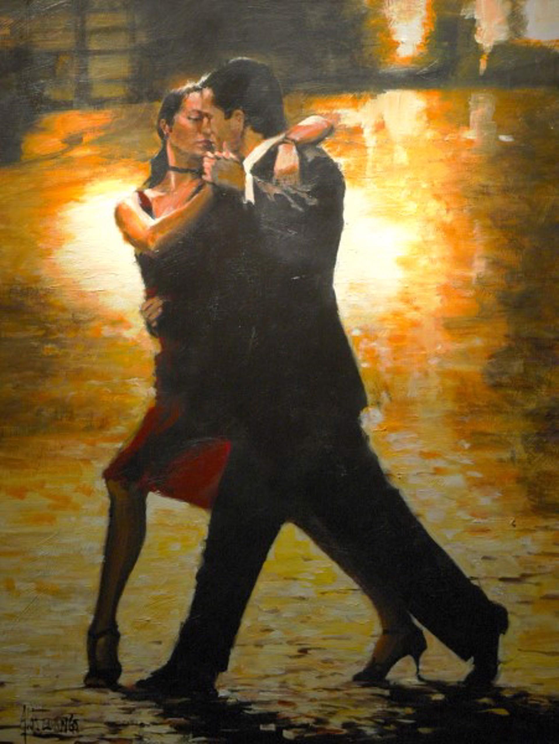 Al Compas del Tango by Aldo Luongo