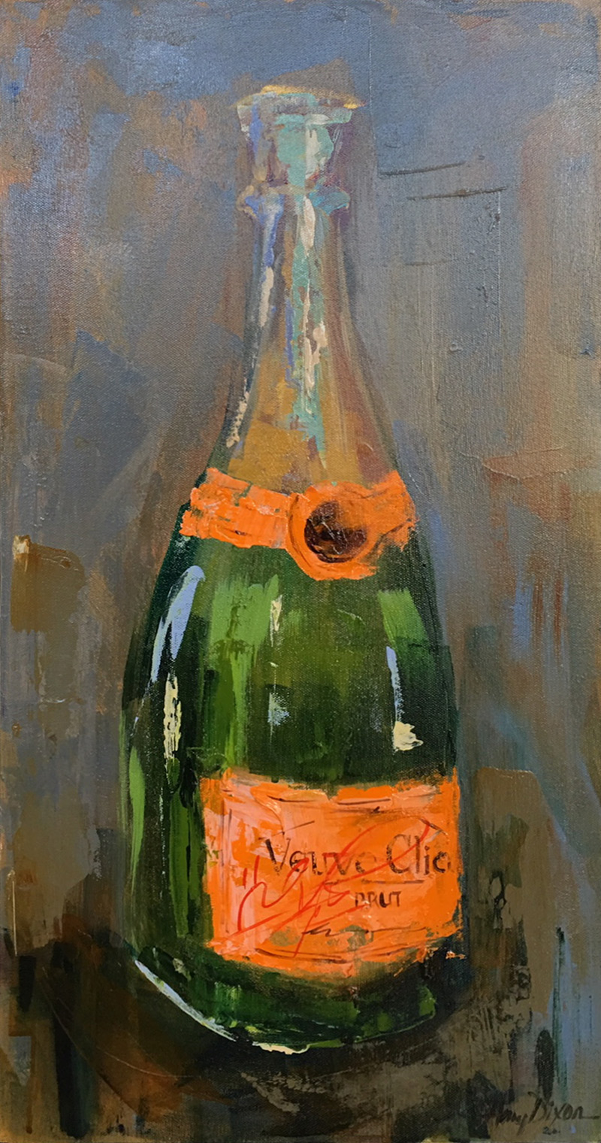 Cheers! by Amy Dixon