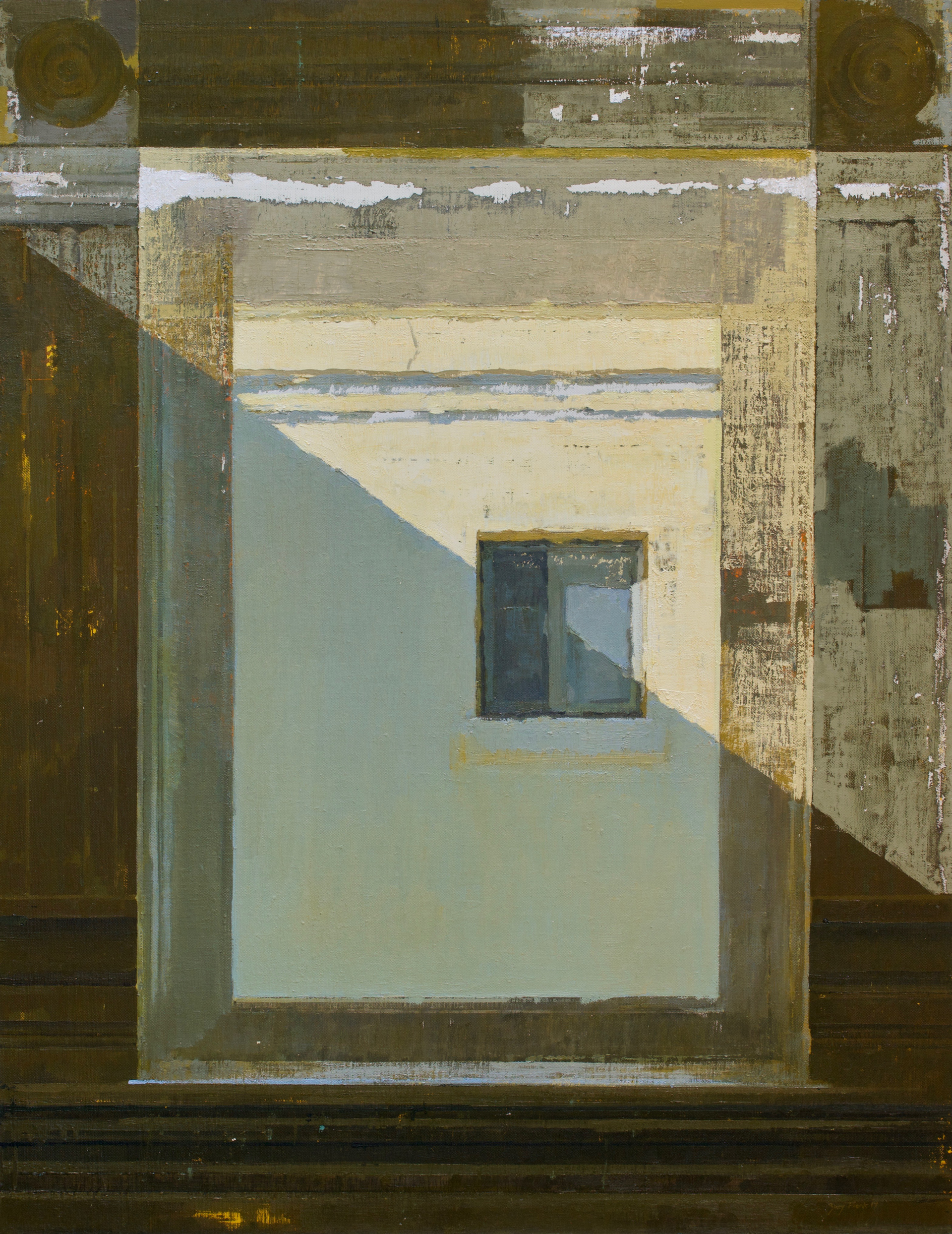 Hall Window by Zoey Frank