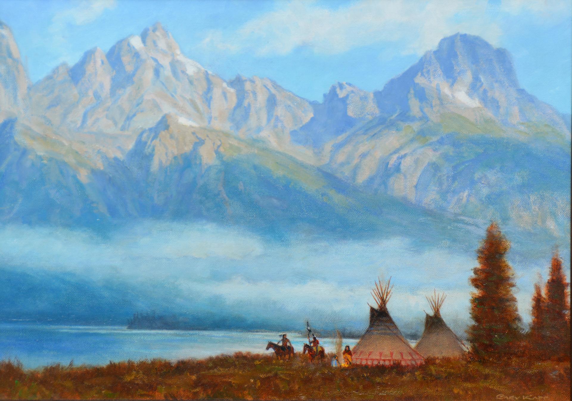 Blackfoot Country by Gary Kapp
