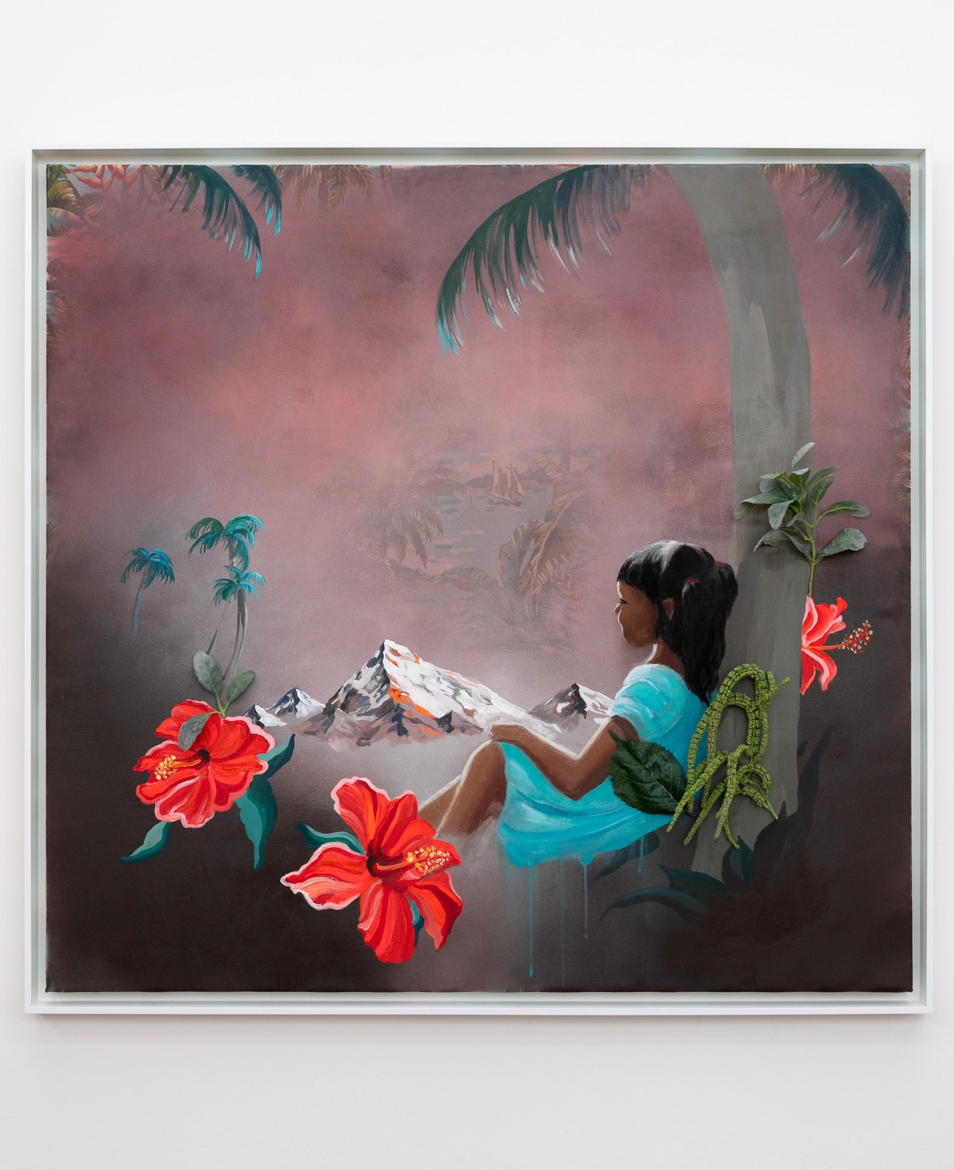 A Dream Within a Dream Within a Dream by Suchitra Mattai