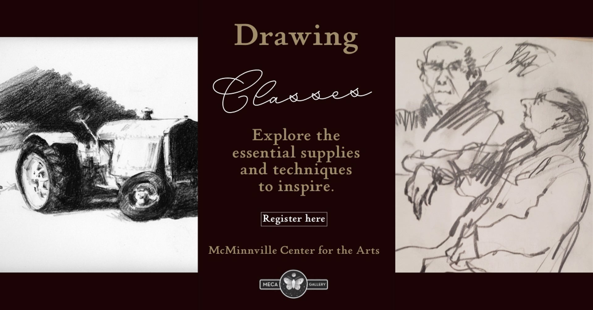 BEGINNING DRAWING by Barrie Dempsey (McMinnville, OR)