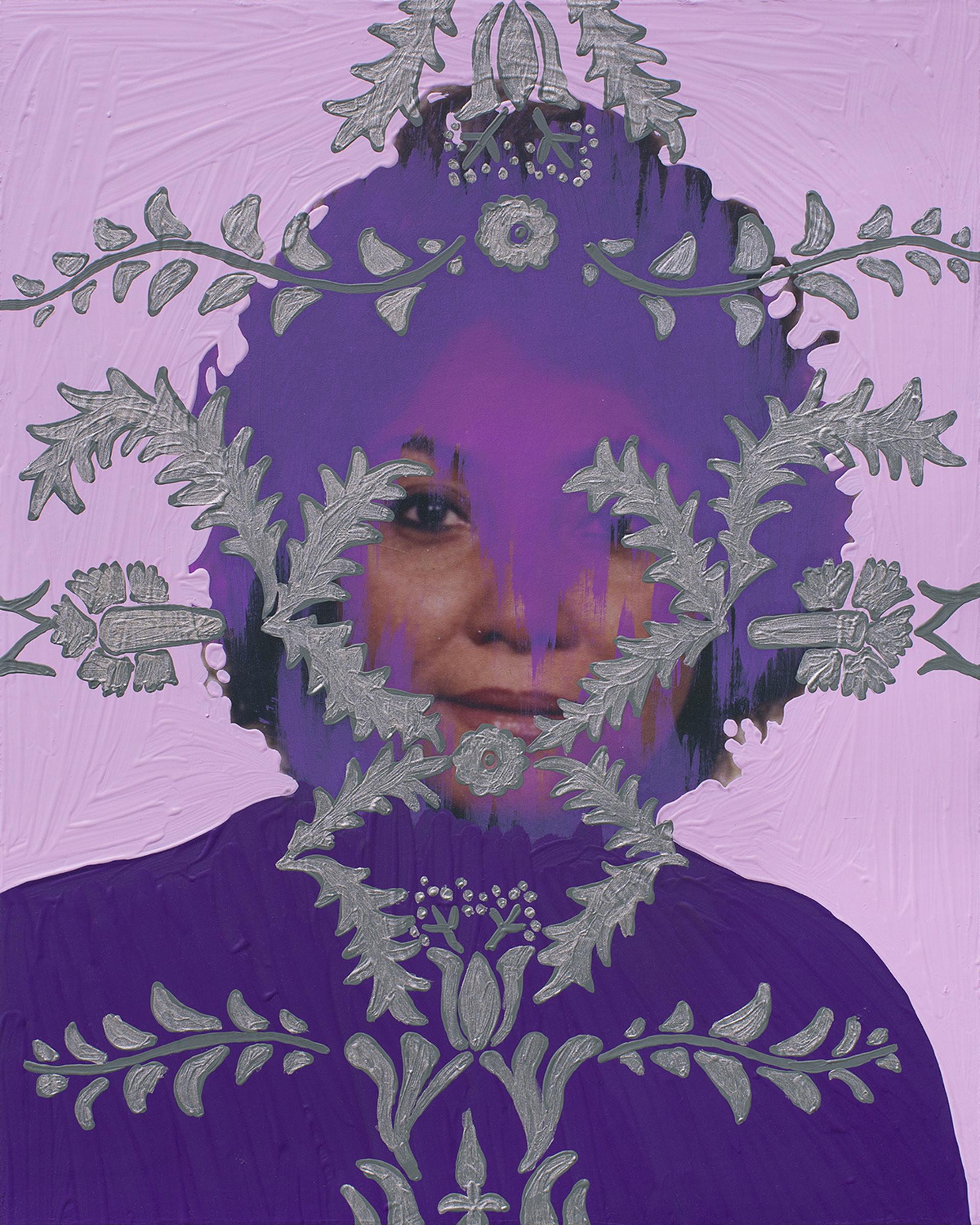 Untitled (Lucia Lezcano Hawkins) by Daisy Patton