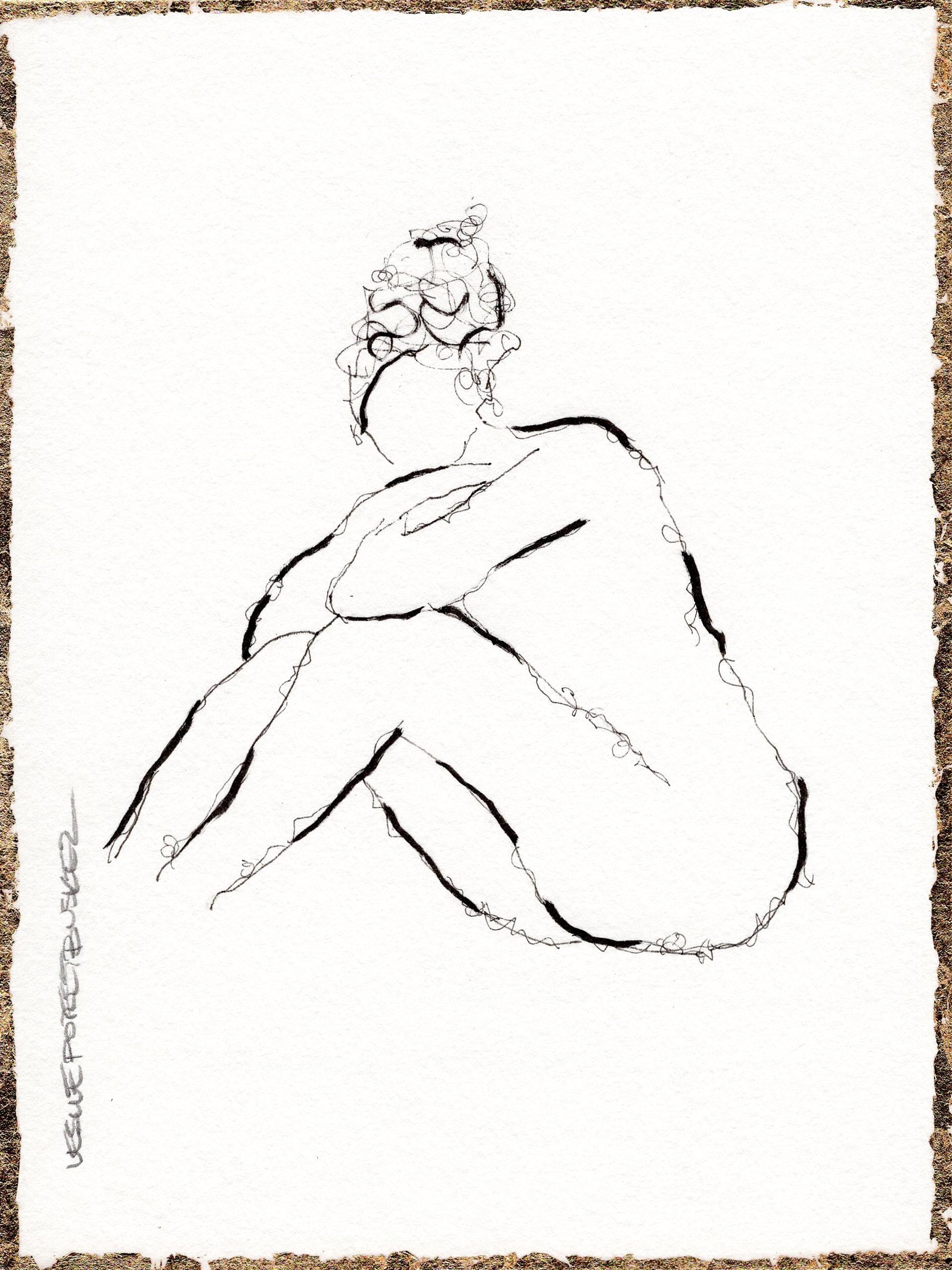 Figure No. 138 by Leslie Poteet Busker