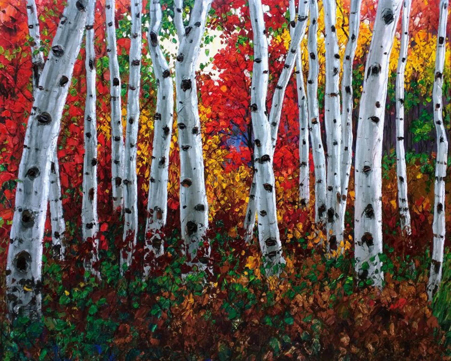 Autumn Jewel by Jennifer Vranes