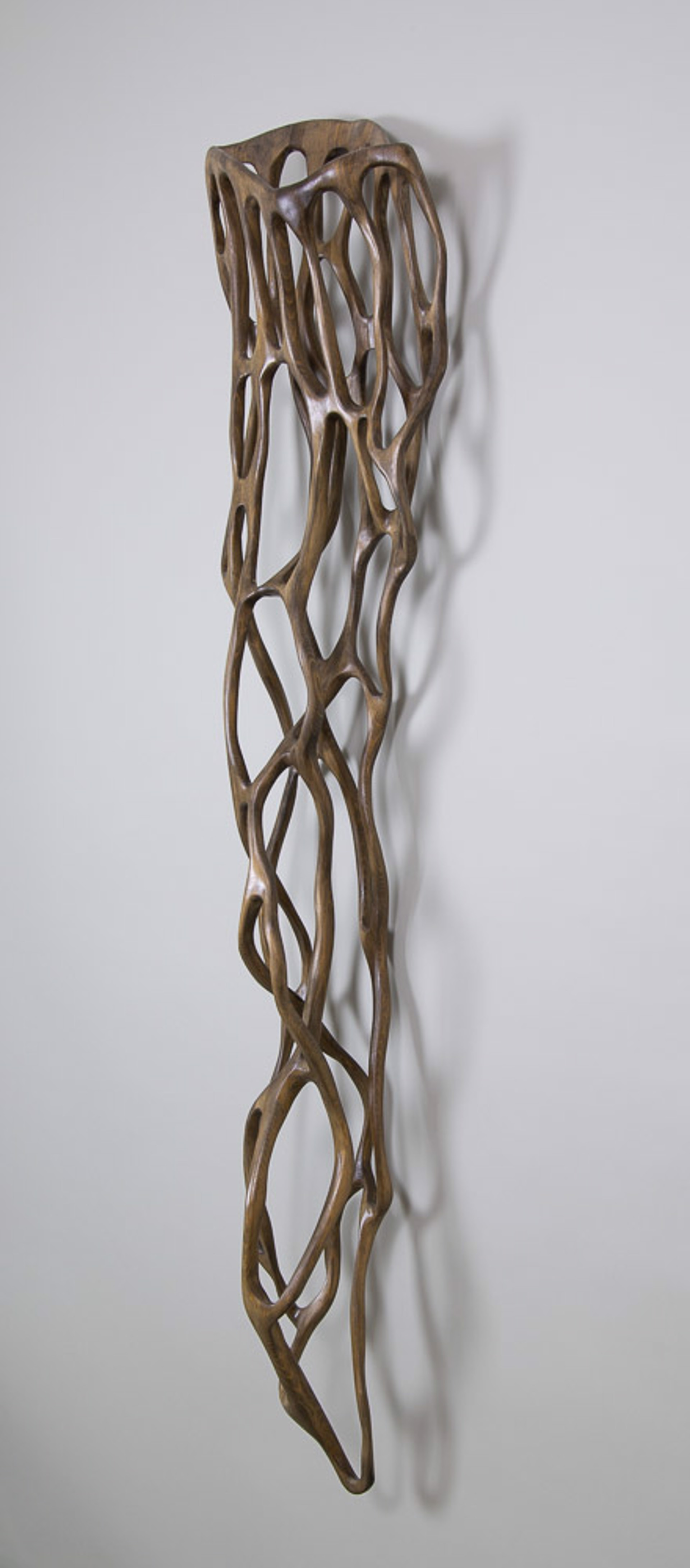 Light Charcoal Vessel  by Caprice Pierucci
