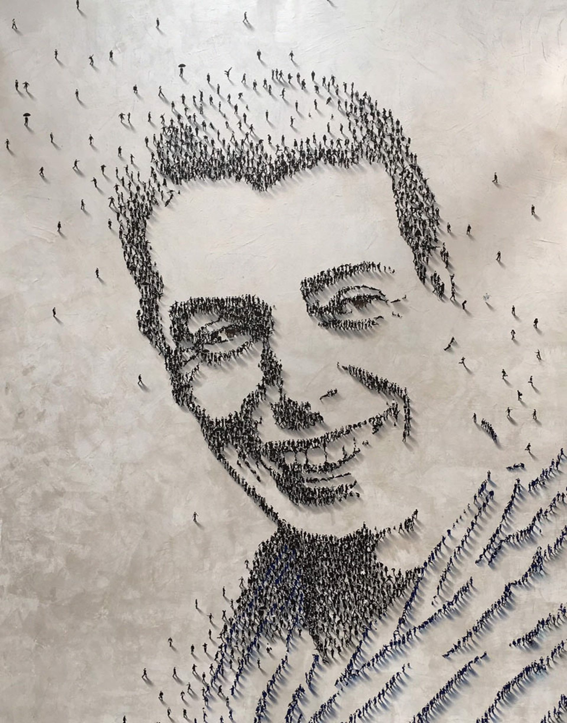 DiMaggio (SOLD) by Craig Alan, Populus Commission