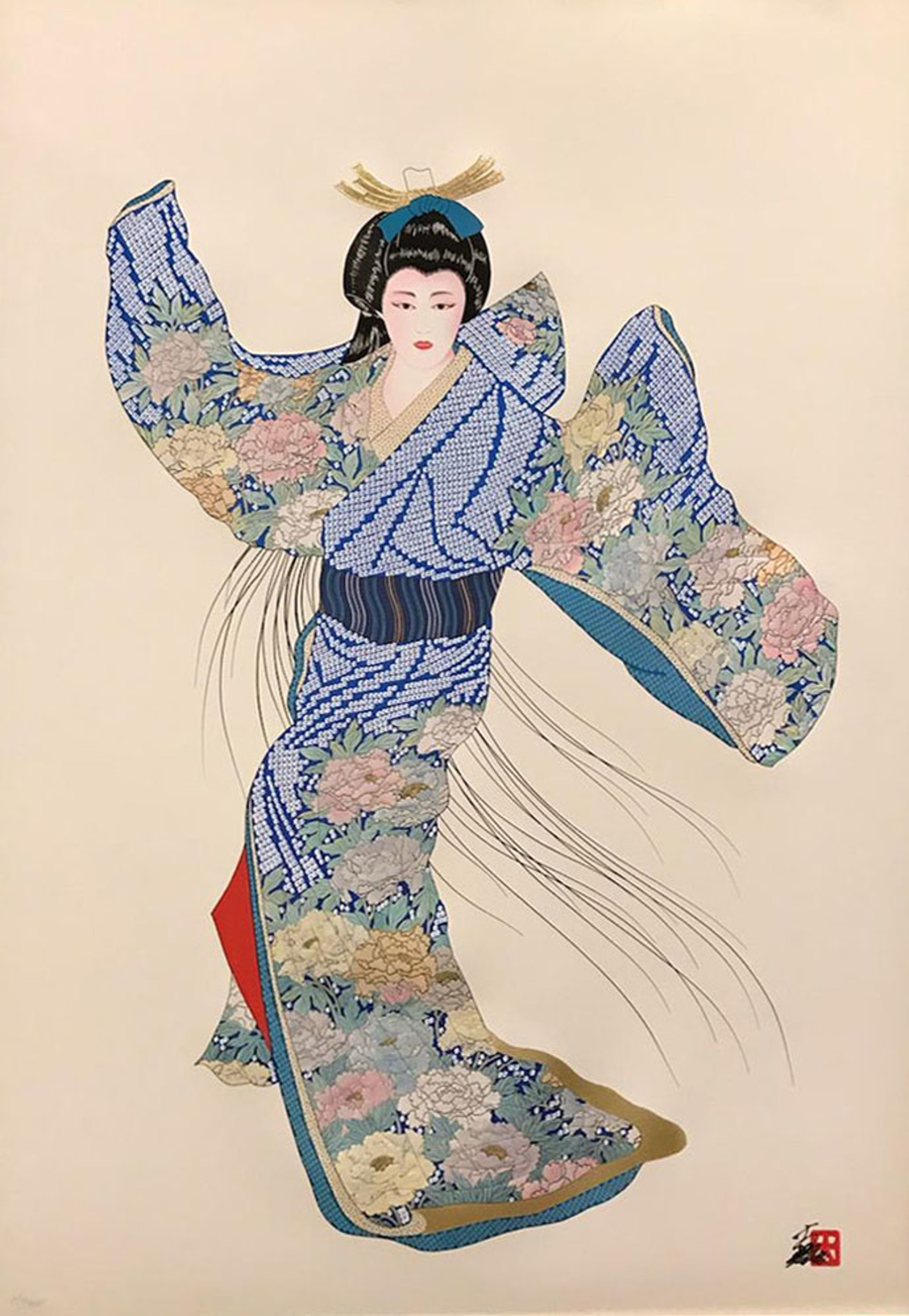 Lady Mieko Summer II* by Hisashi Otsuka
