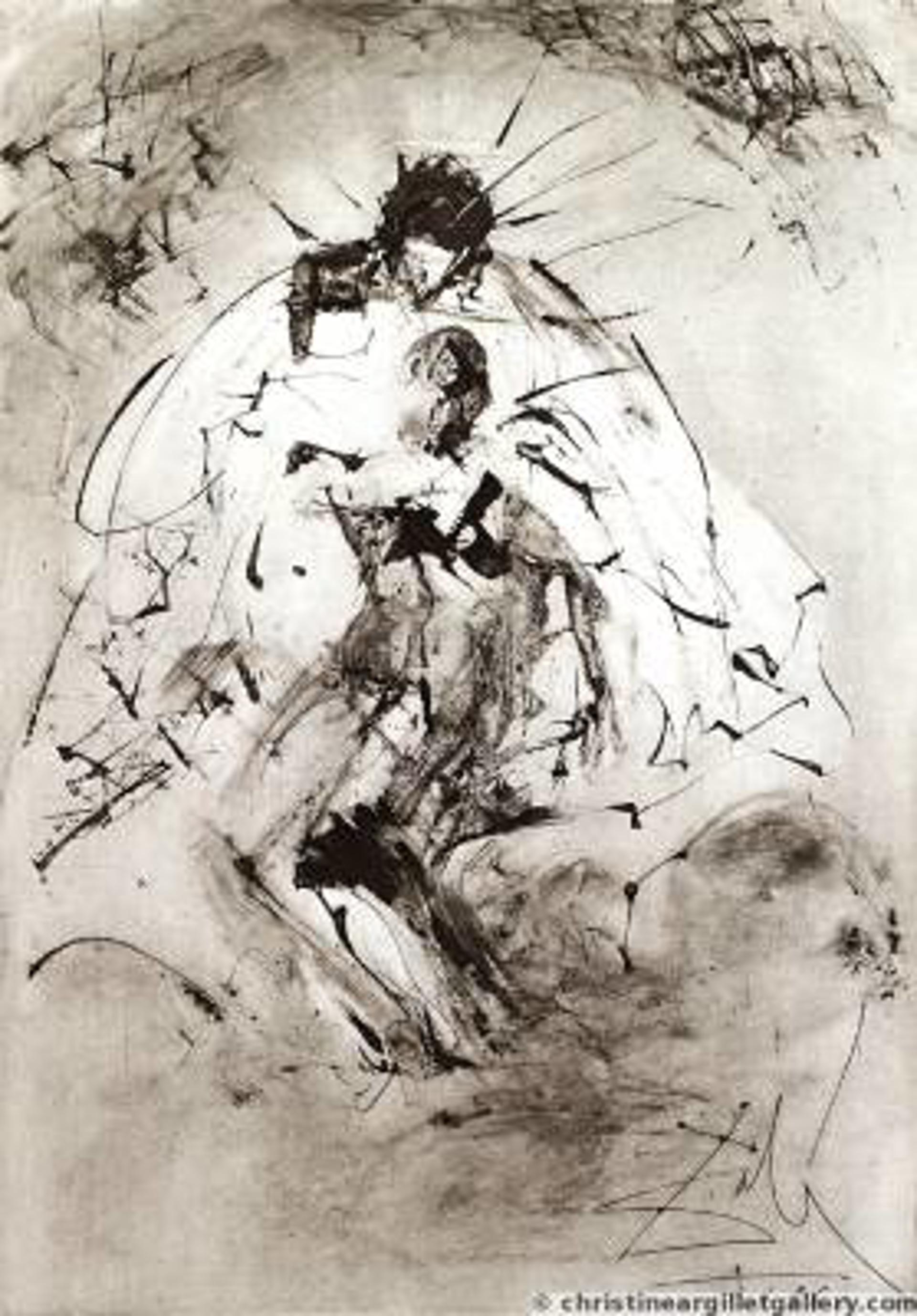 Pieta by Salvador Dali