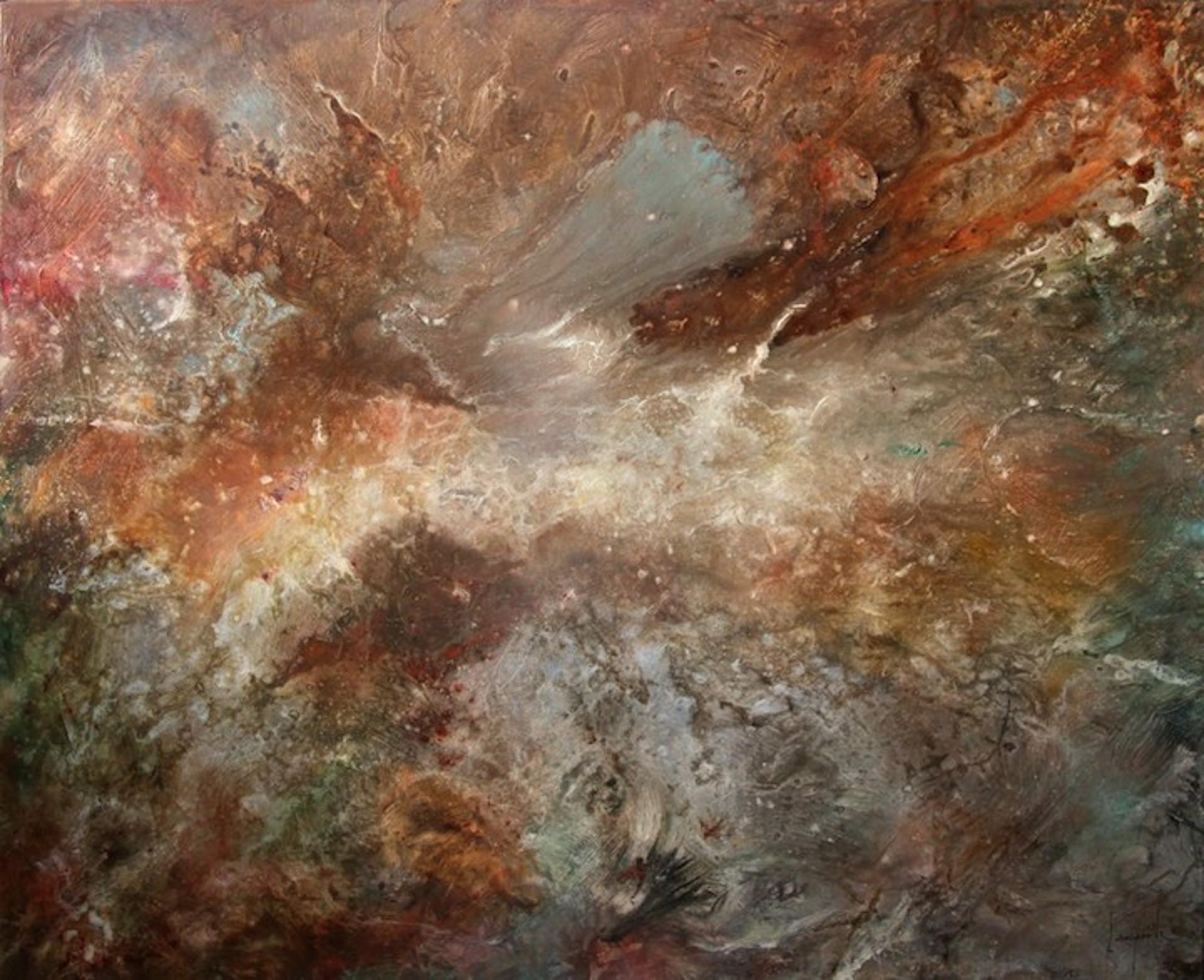 Deep Earth by Dario Campanile