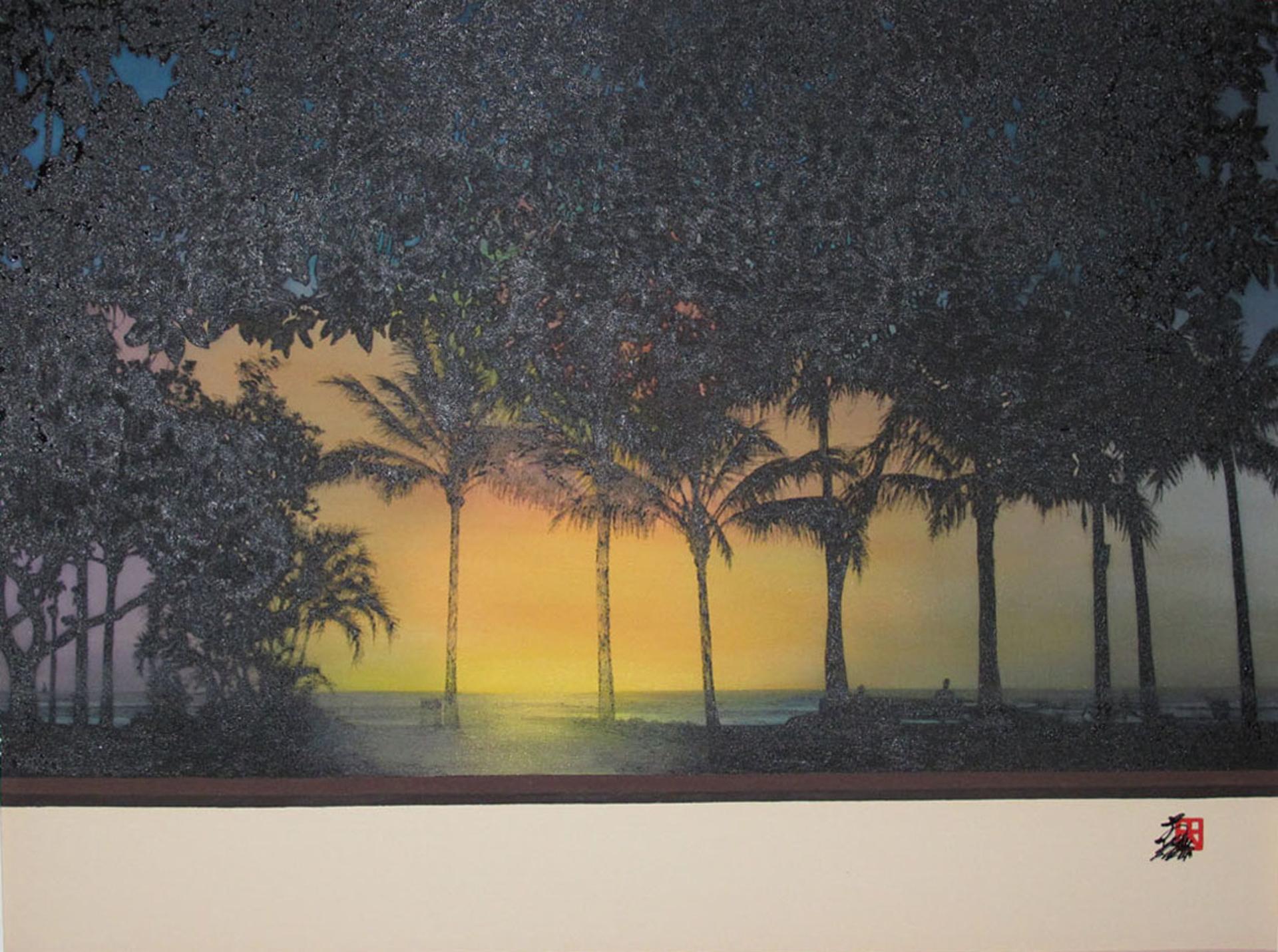 Sunset by Hisashi Otsuka