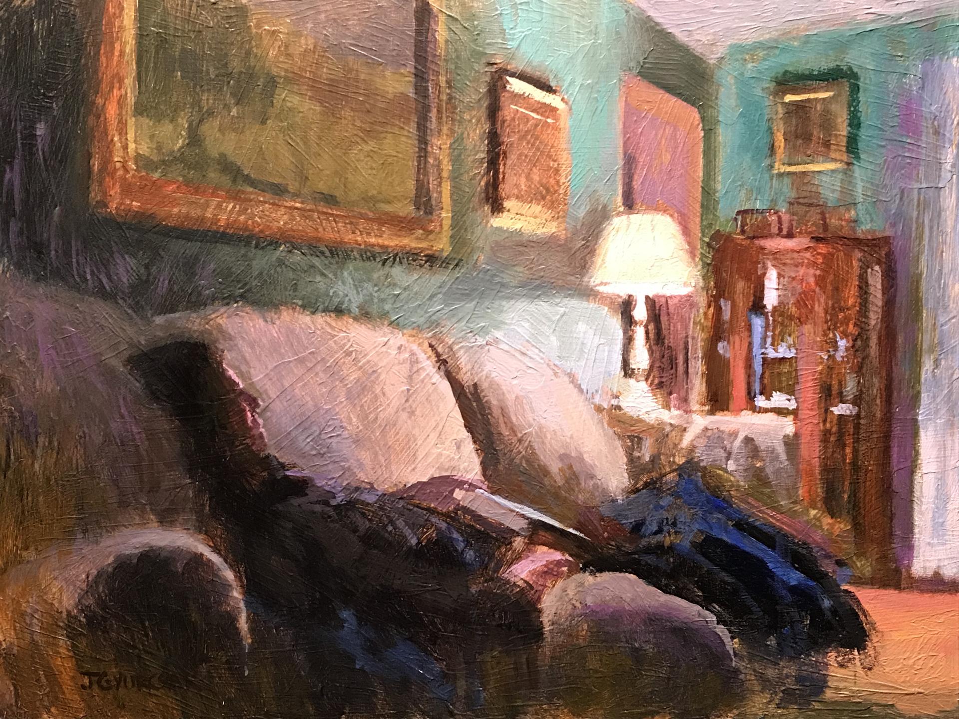 Dreaming by Joe Gyurcsak