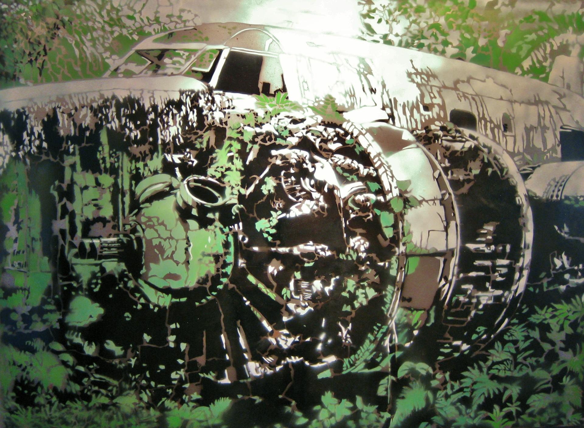 Lockheed by Wolfgang Uranitsch