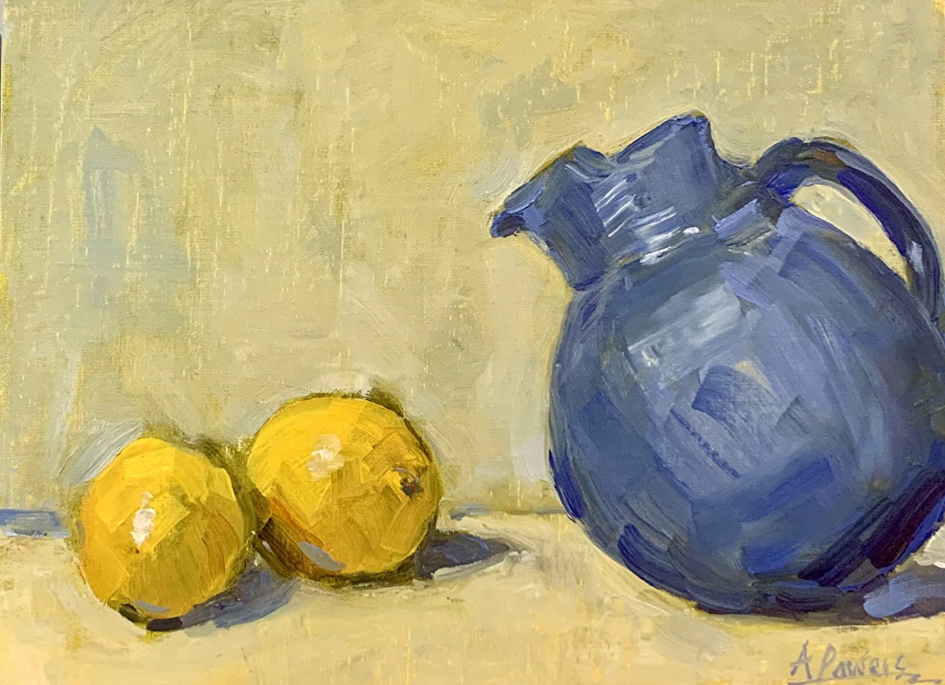 When Life Gives You Lemons by Angela Powers