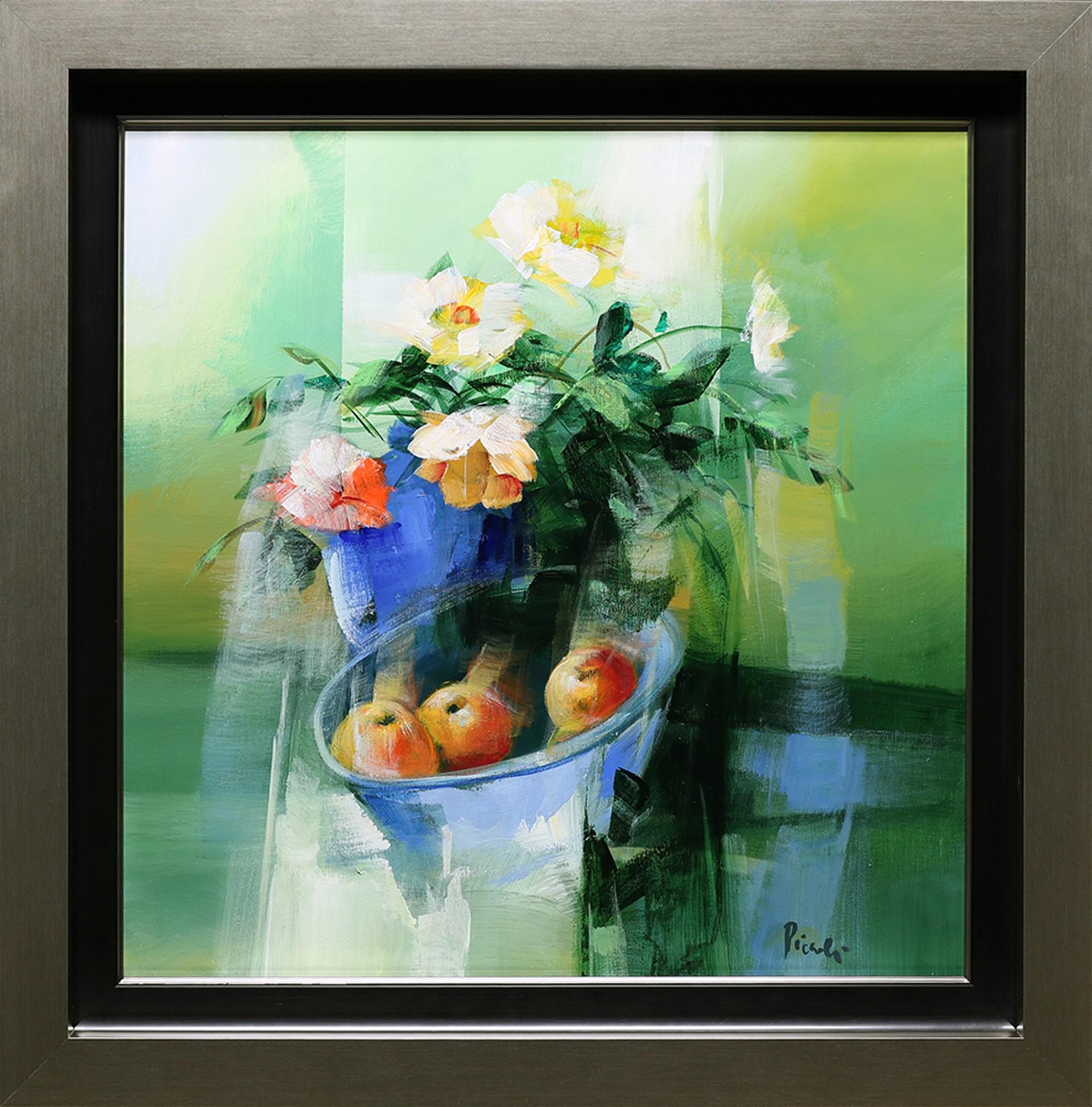 Composizione con Frutta by Pietro Piccoli