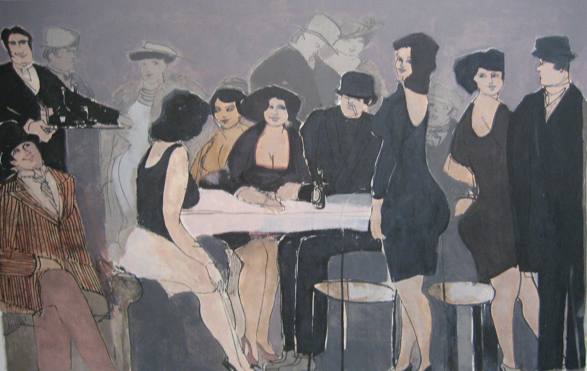 S178 Restaurant II by David Schneuer