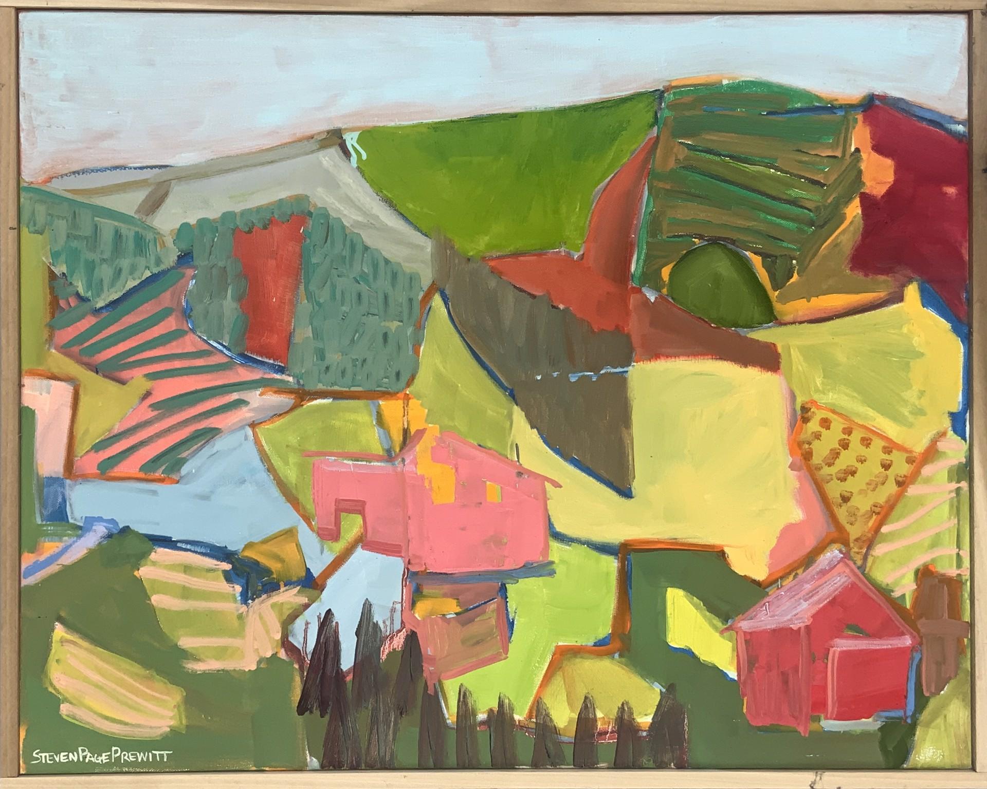Area 828 Tree Farm by stevenpage prewitt