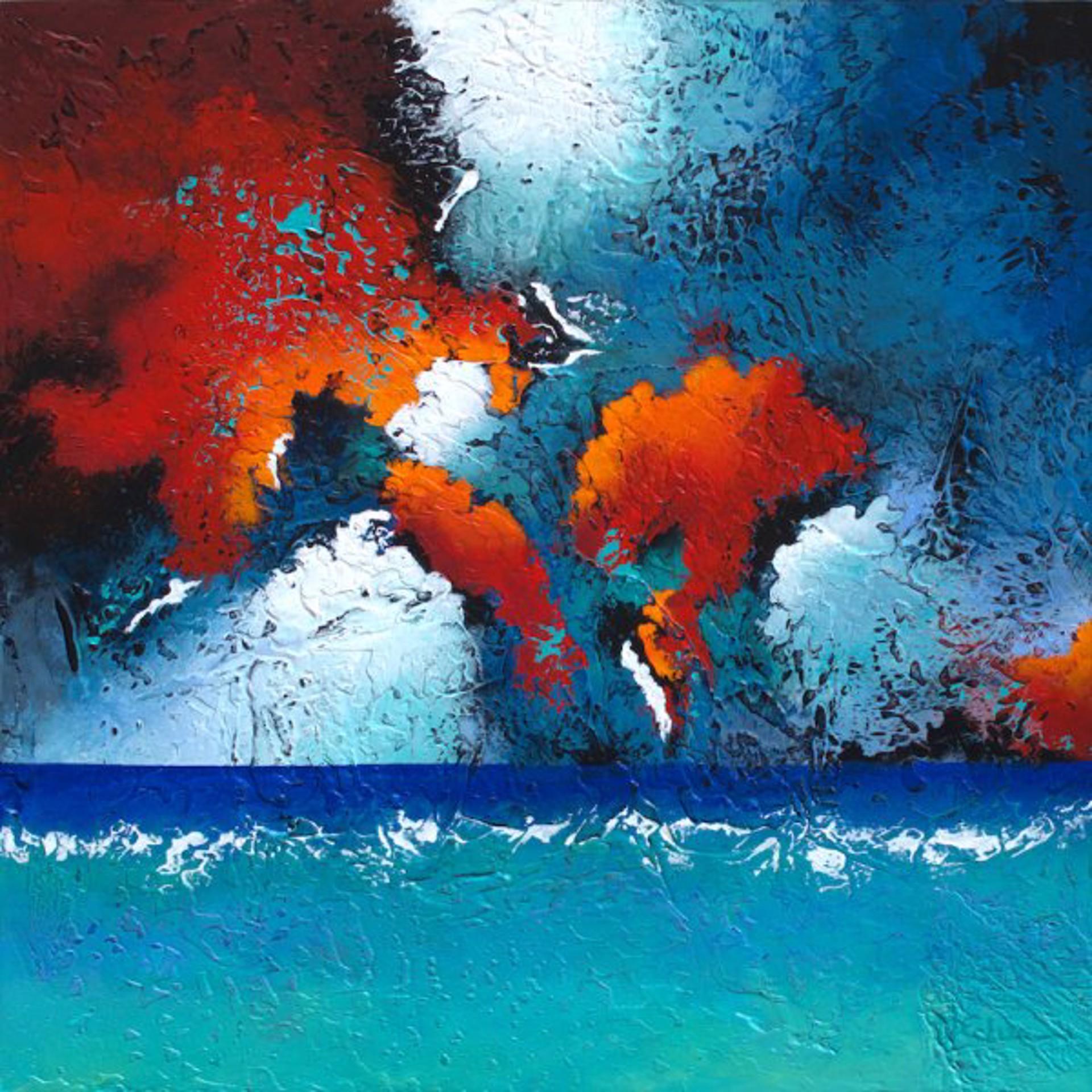 Tropical Afternoon by Nancy Eckels