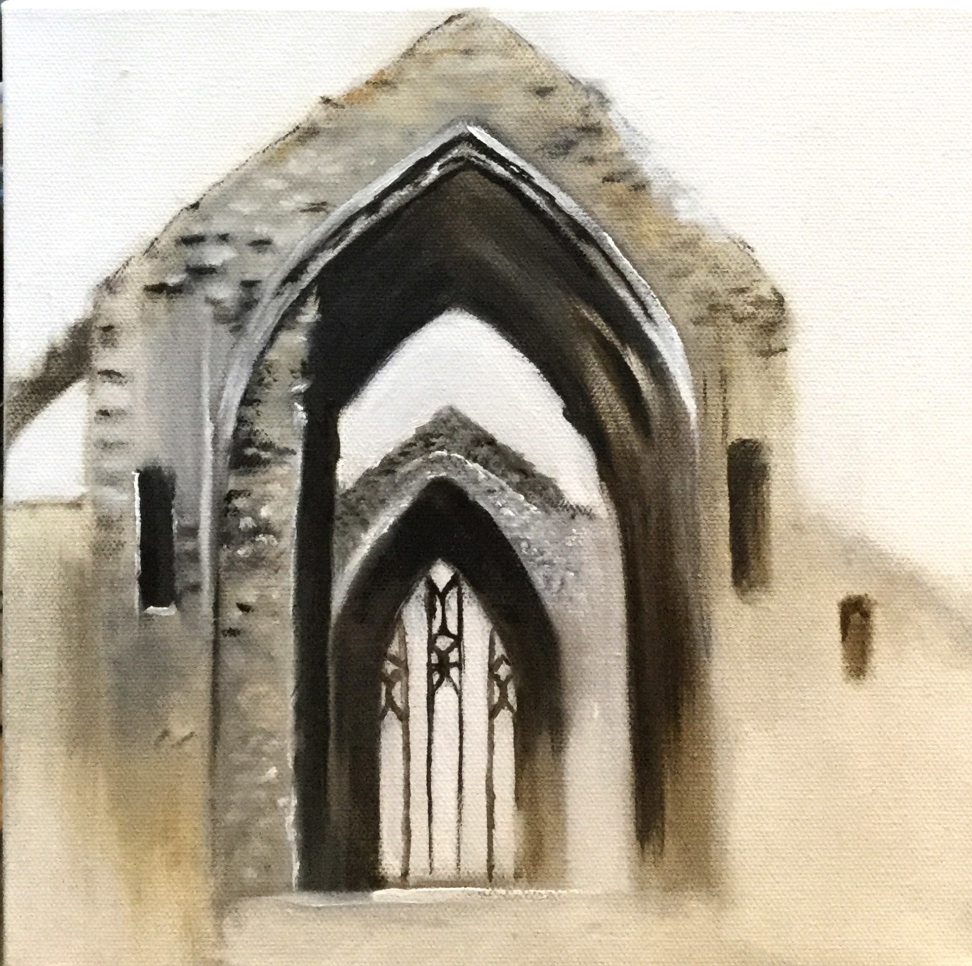 Mother House of the Cistercian by Sharon Brown