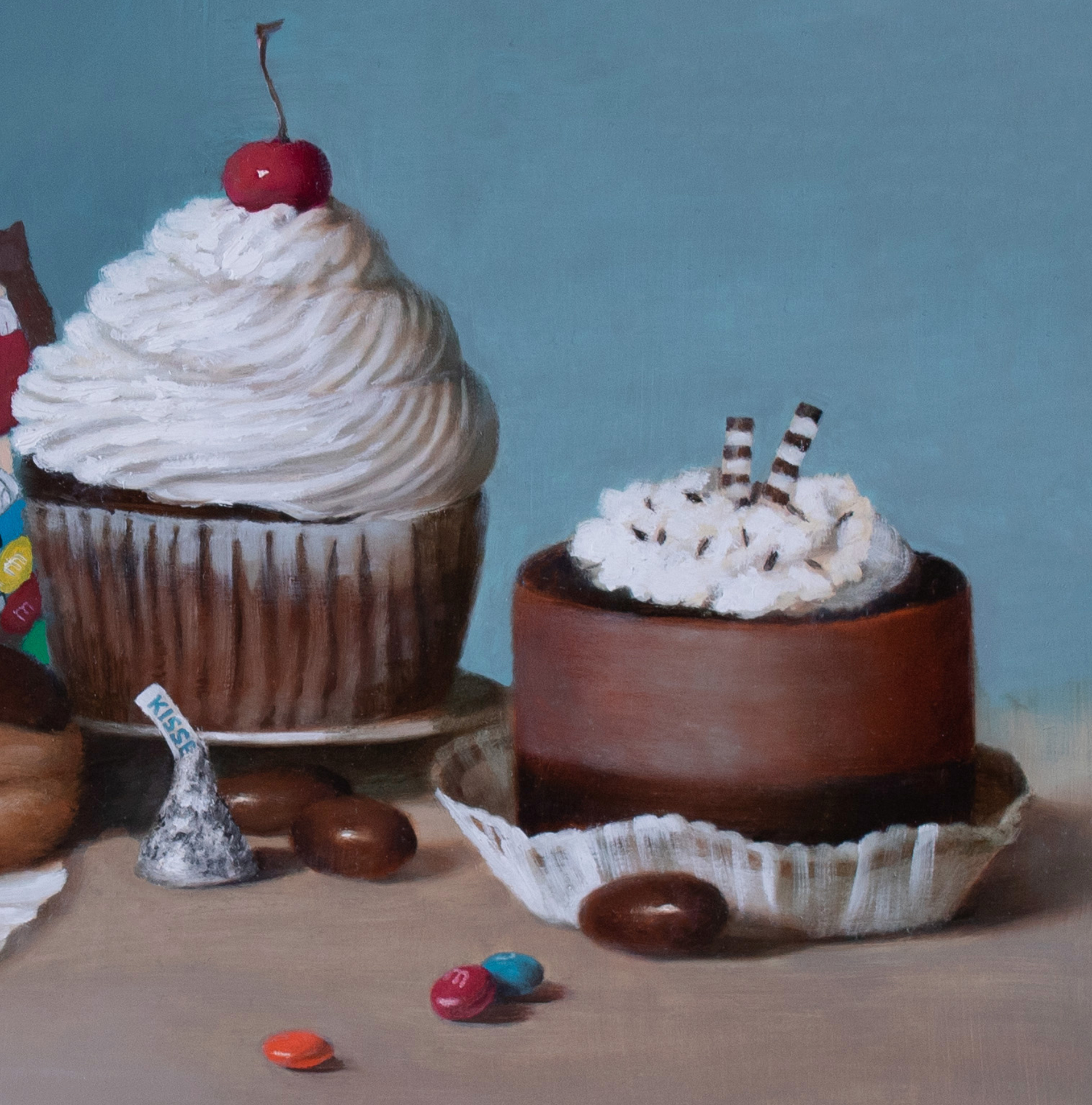 Chocolate Choices by Kelly Birkenruth