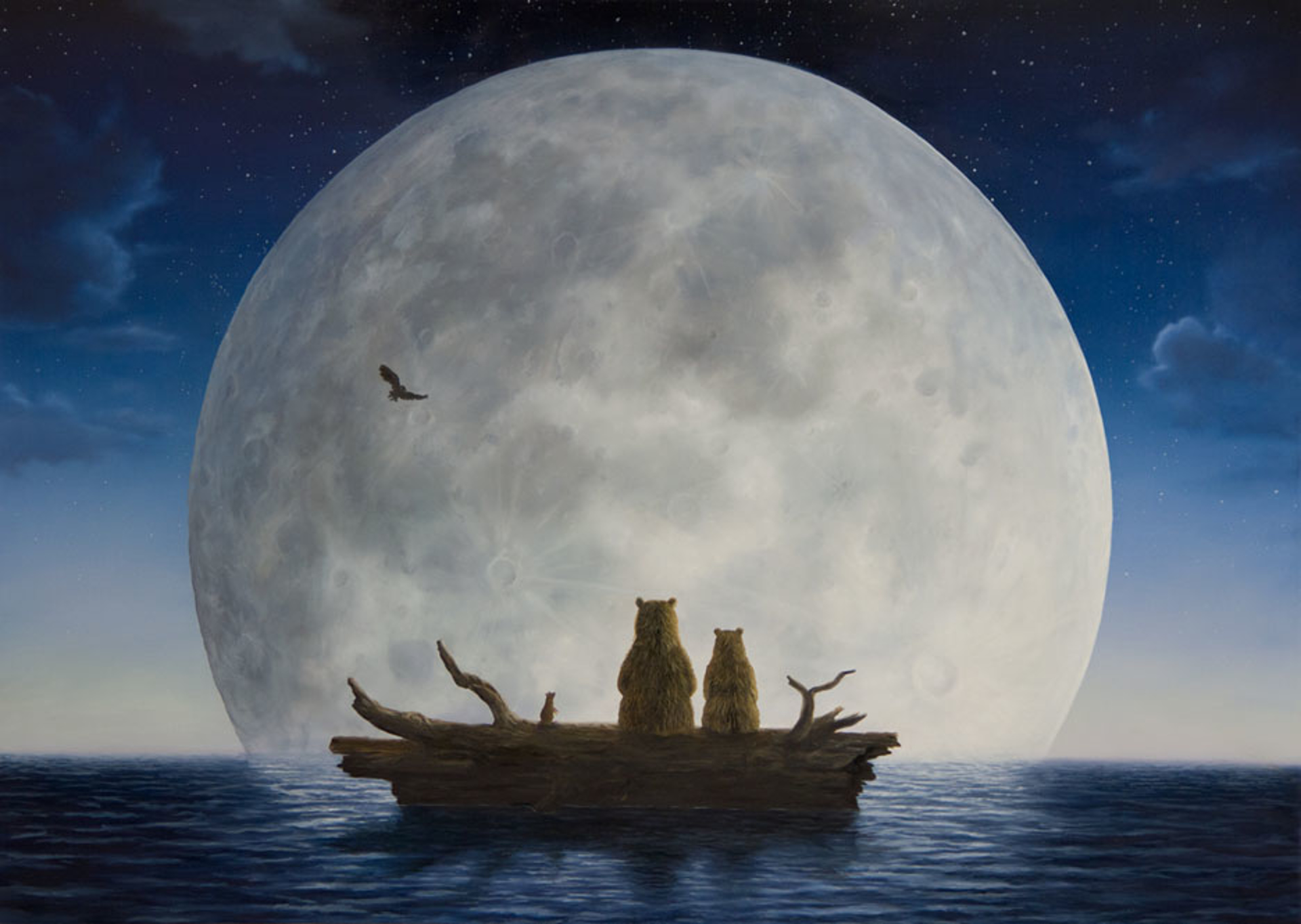 Moonlighters by Robert Bissell