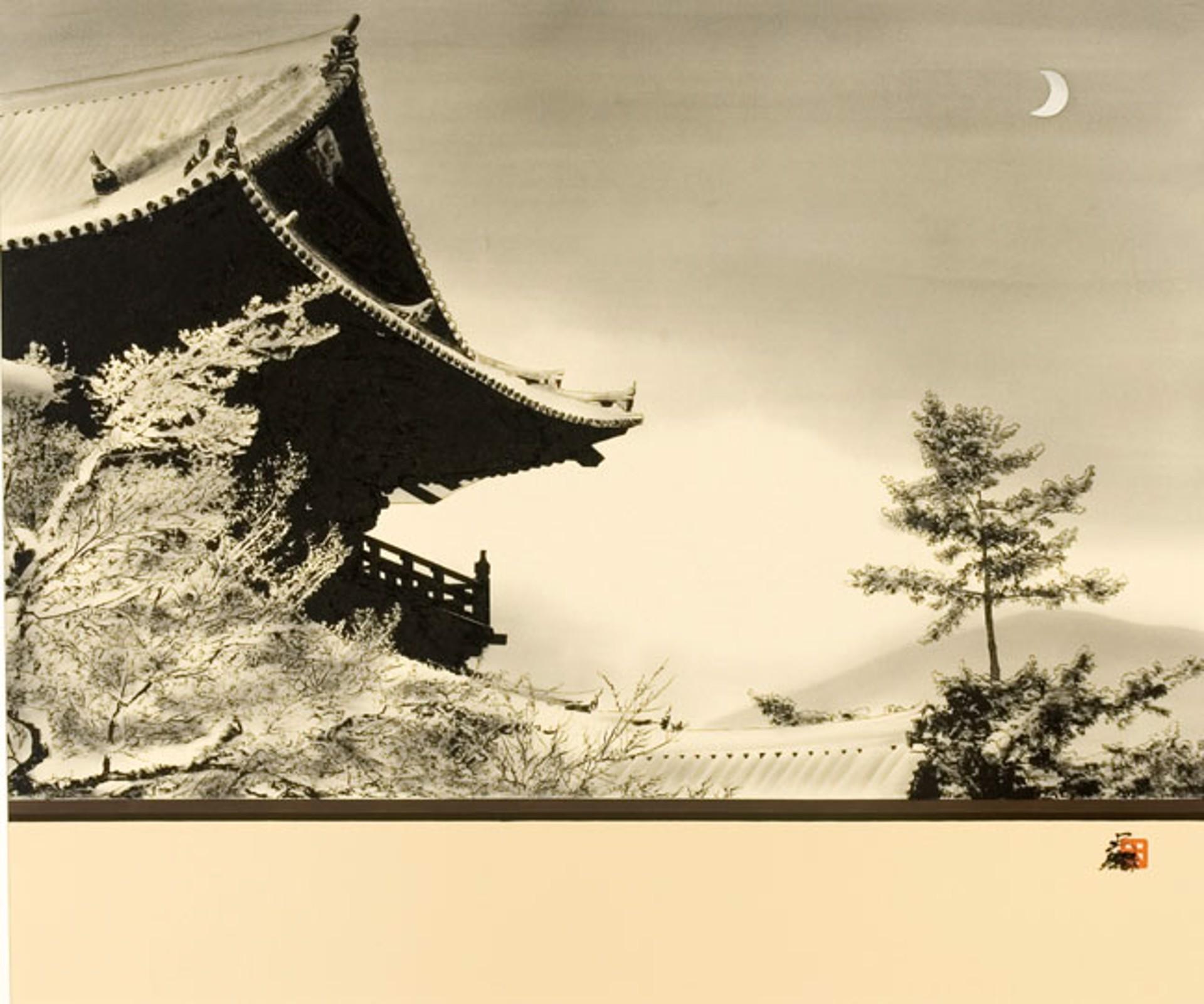 Crescent Moon by Hisashi Otsuka