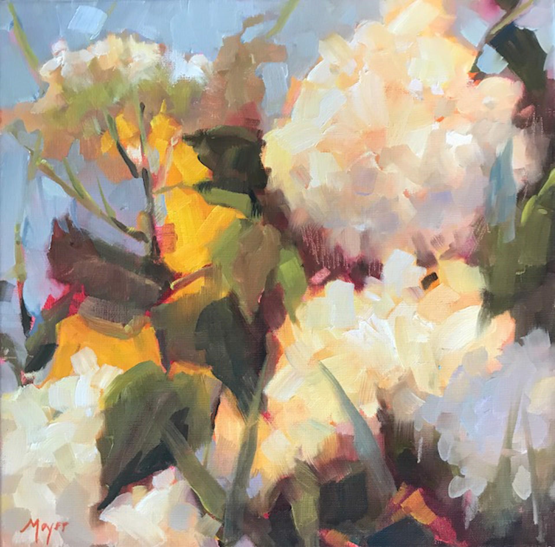 Lemon Light III by Laurie Meyer