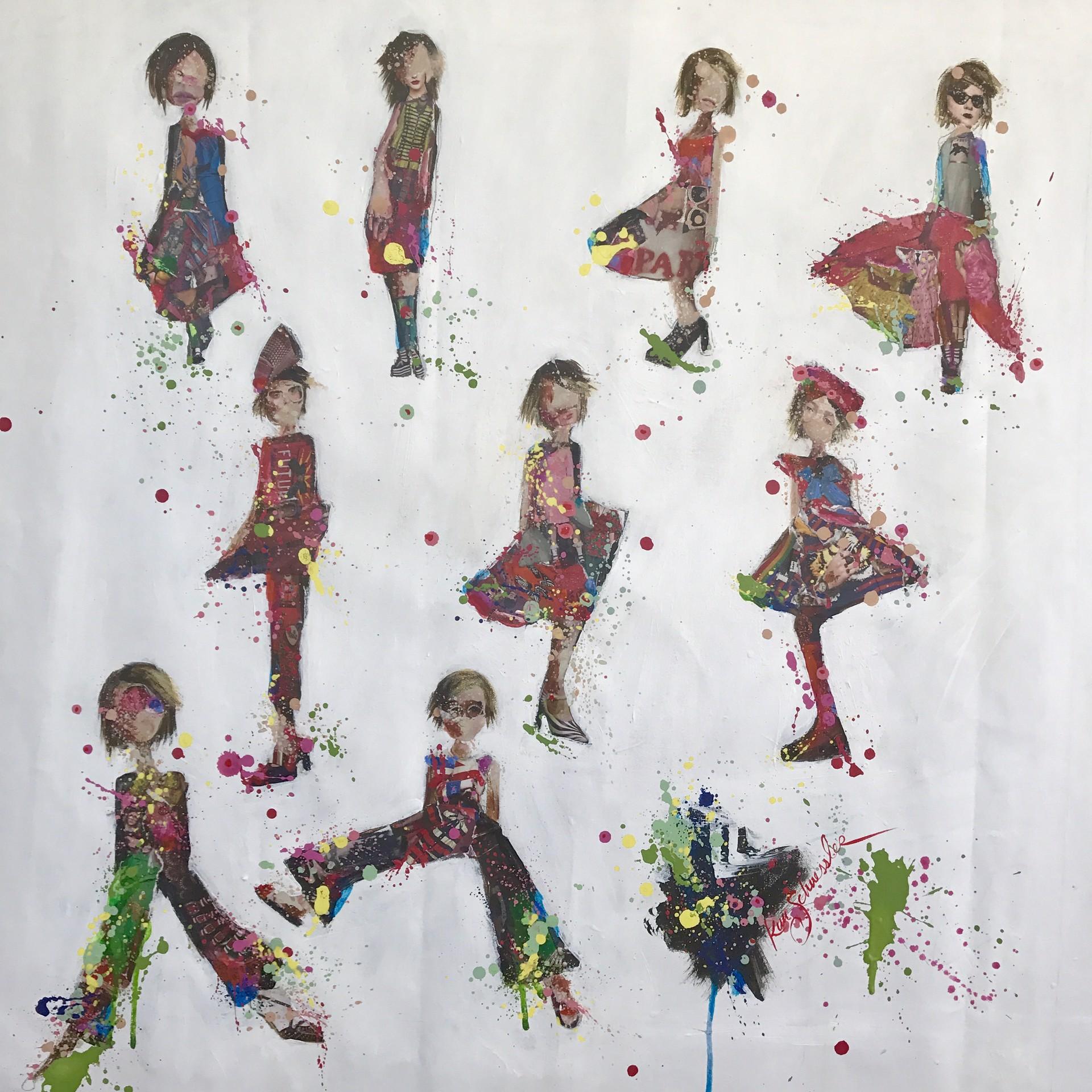 Gucci Girls by Kim Schuessler