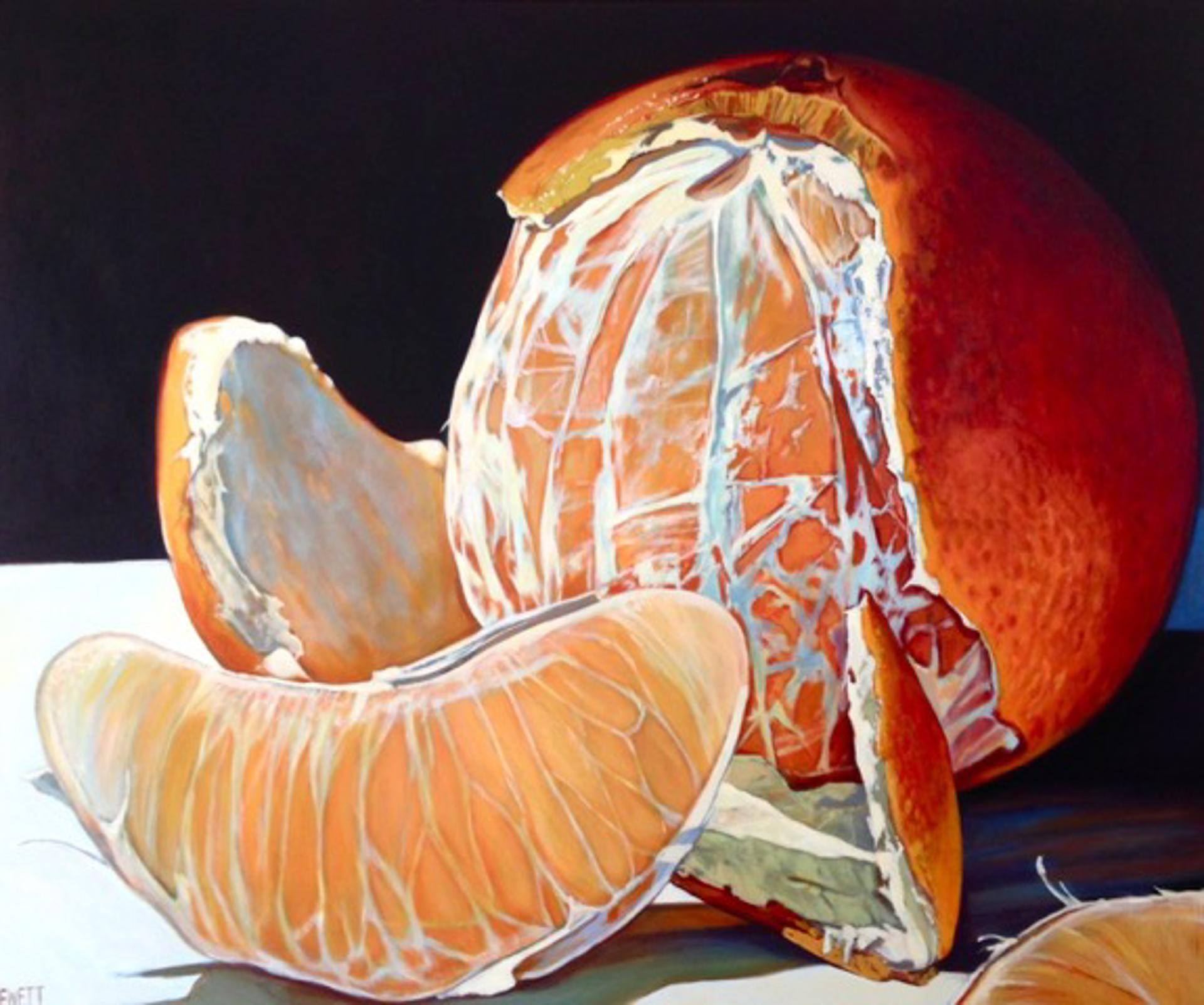 Oranges by Scott Hewett