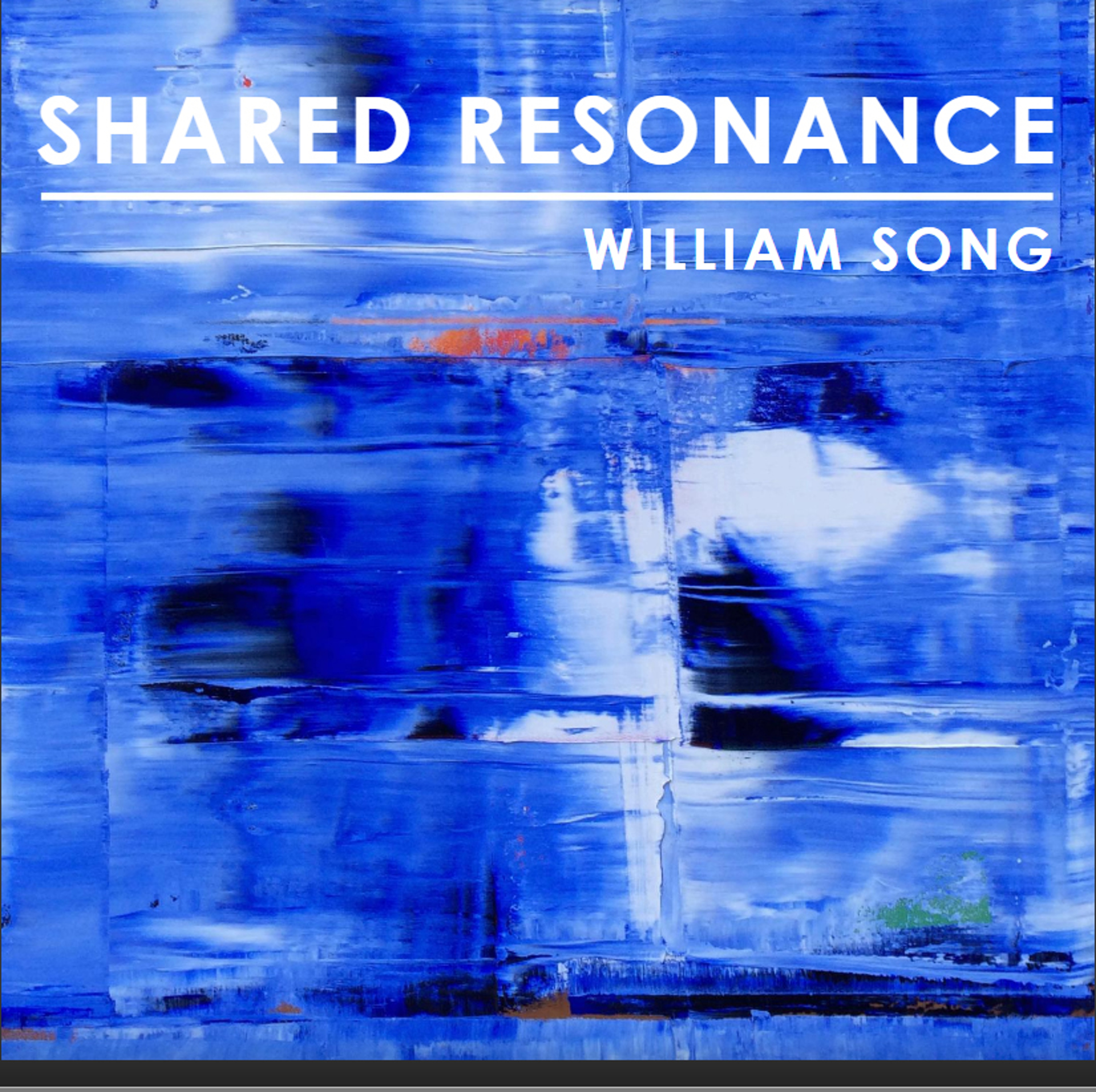 Shared Resonance | exhibition catalog by William Song