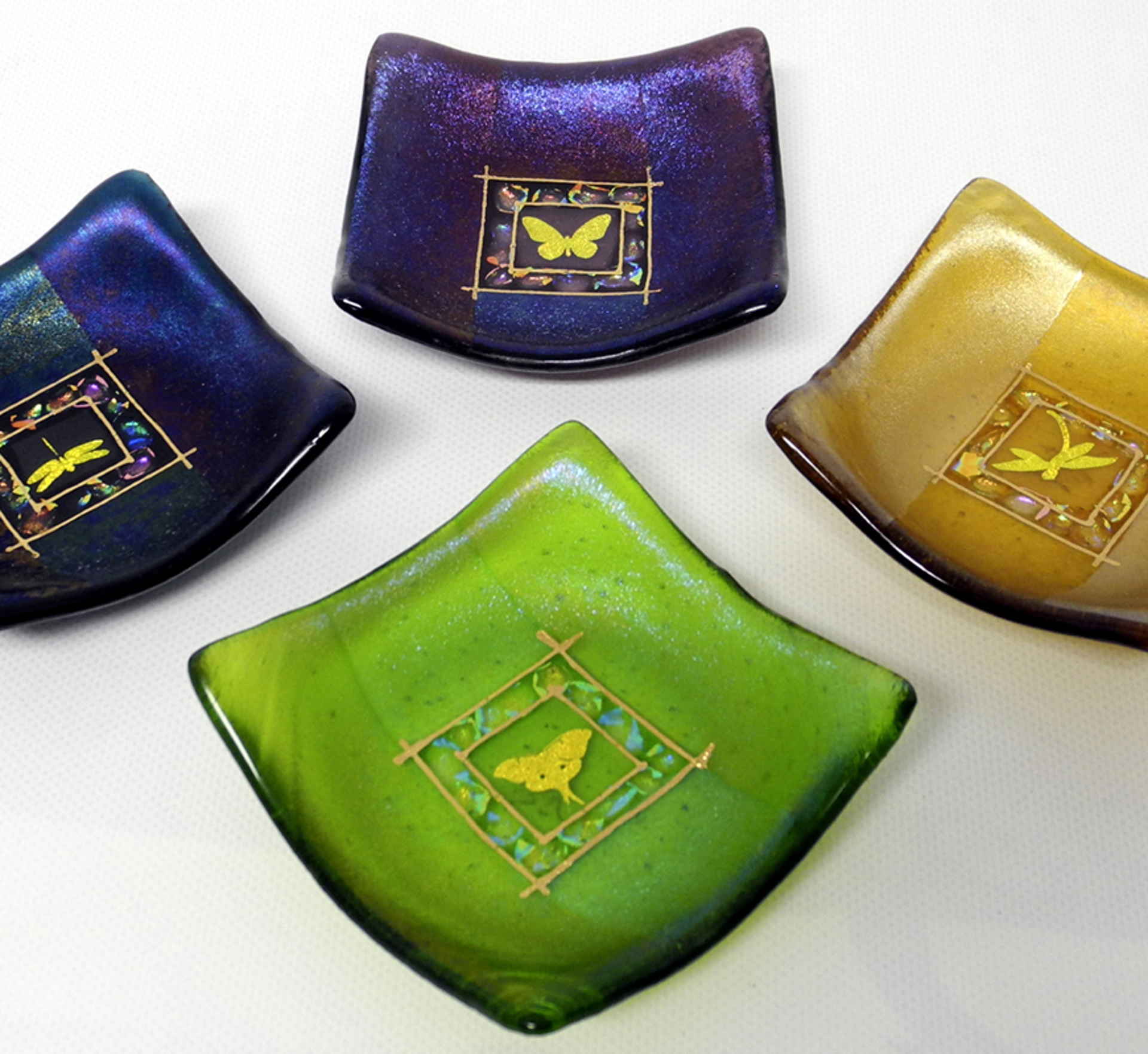 Jewelry Bowls by Karen Ehart