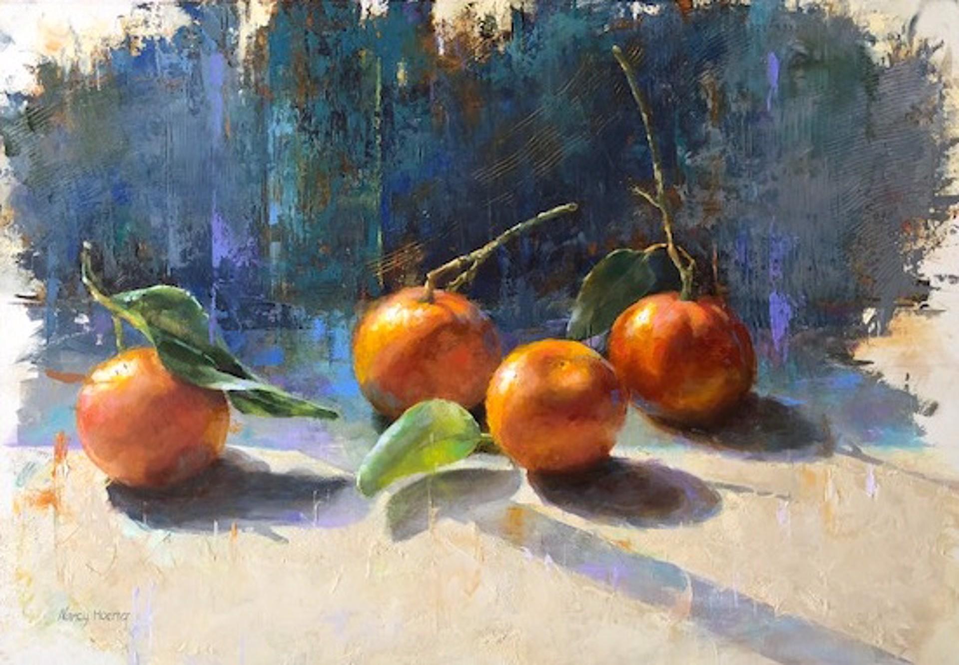 Sun-Kissed by Nancy Hoerter