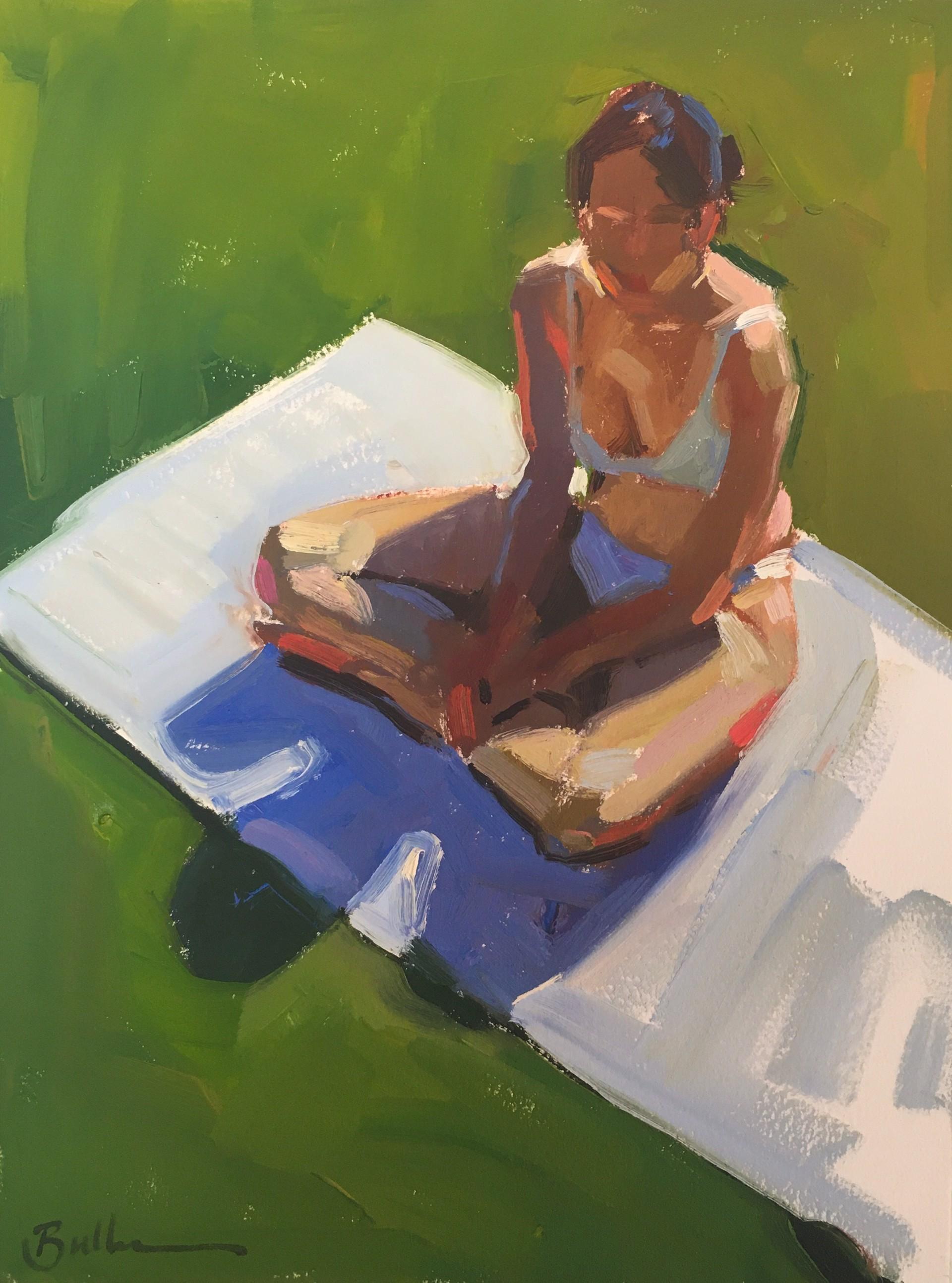 Warming Her Back by Samantha Buller