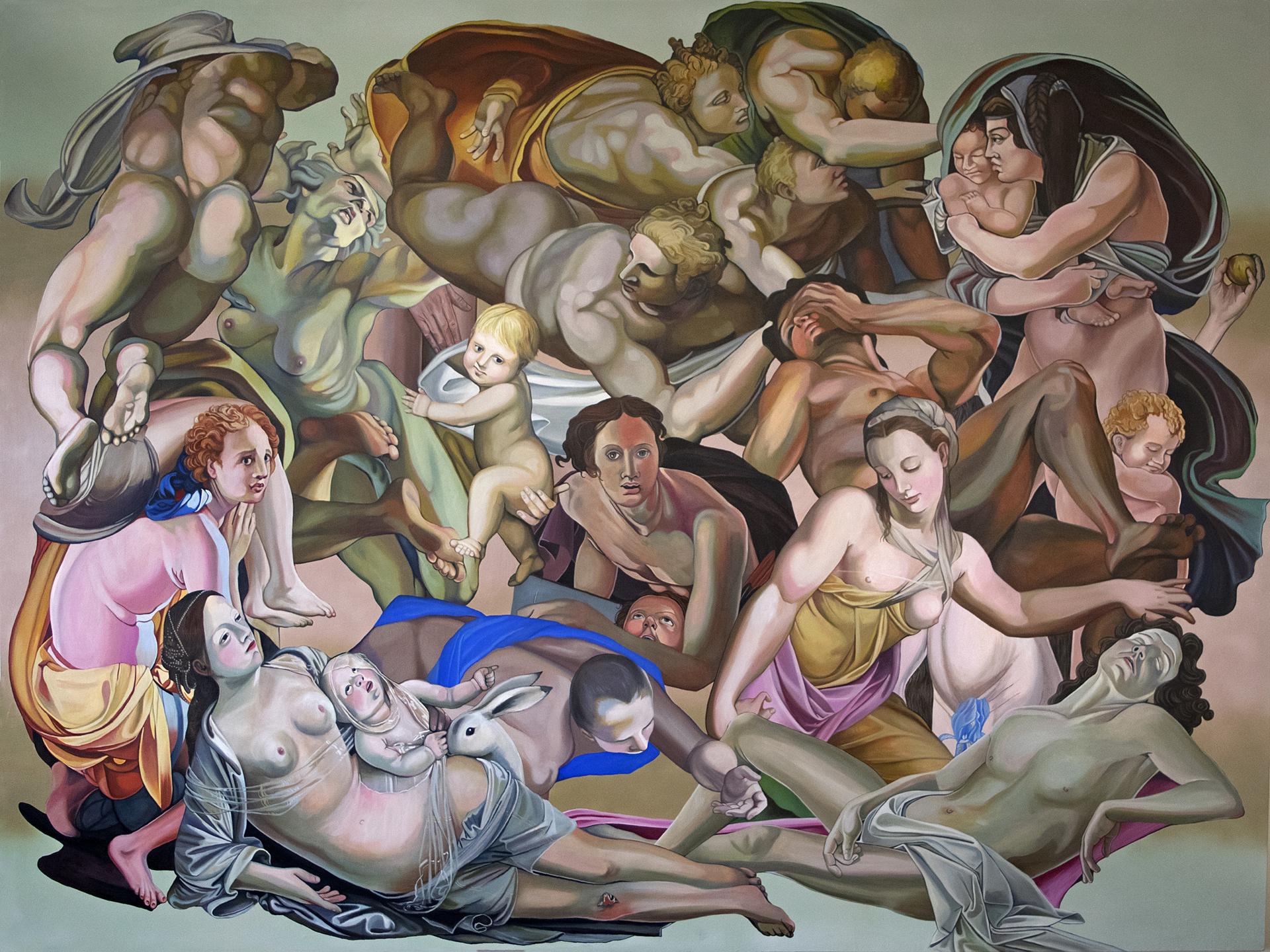 Caput Mortuum by Melissa Furness