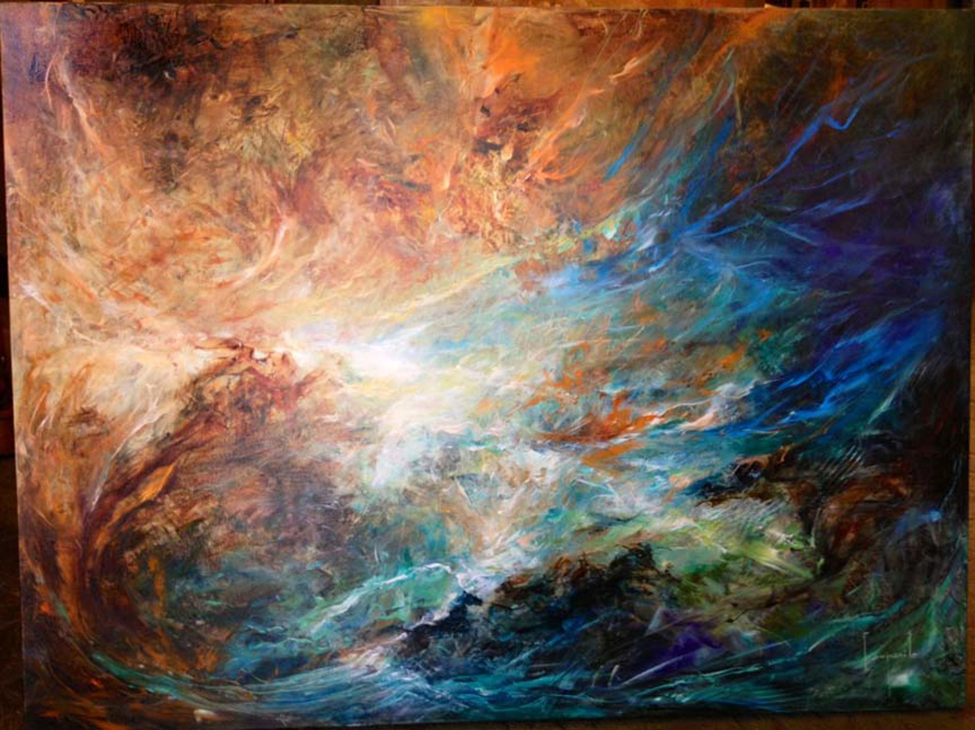 Into The Depths by Dario Campanile