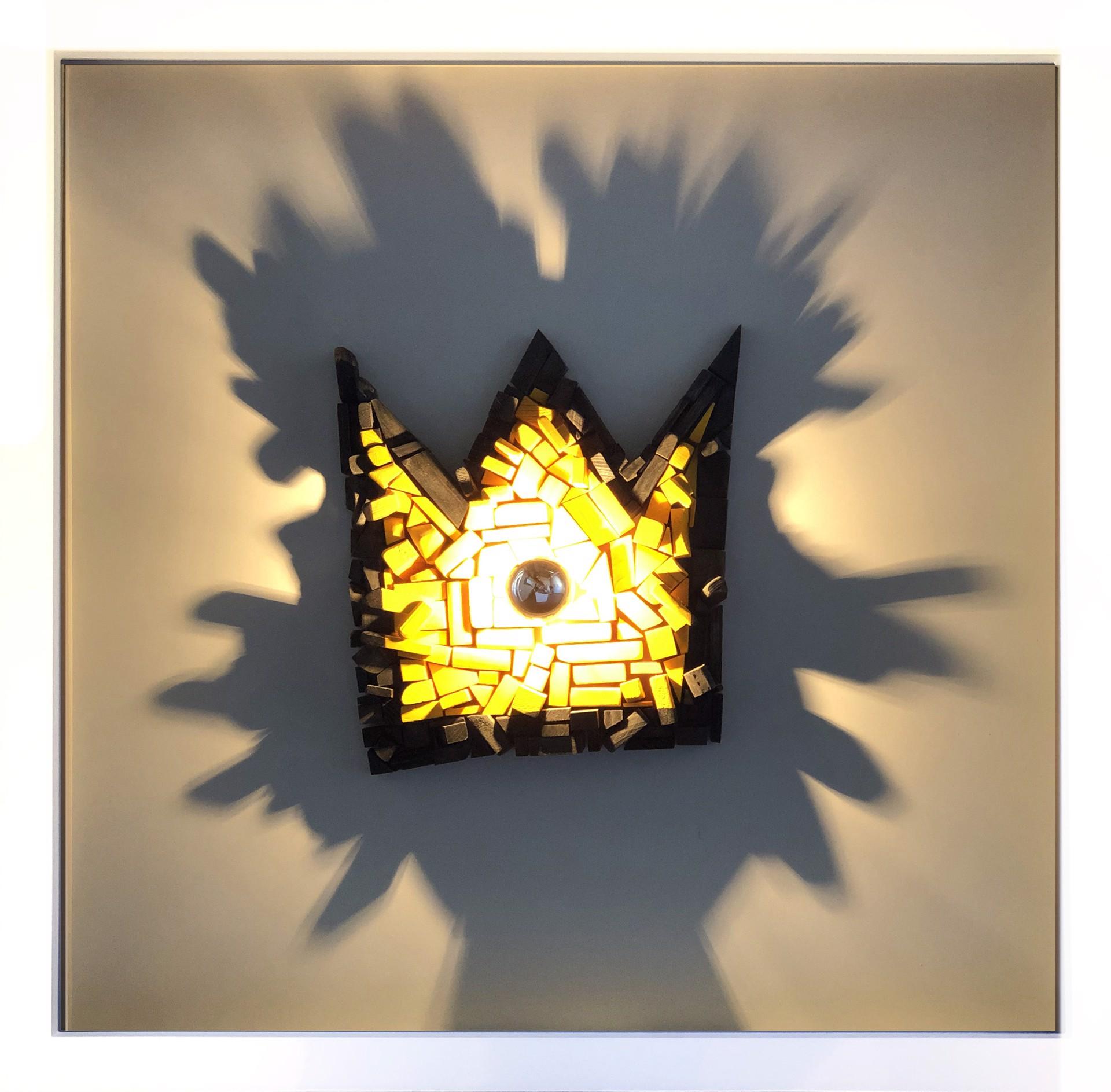Basquiat  by J.P. Goncalves, Silhouette