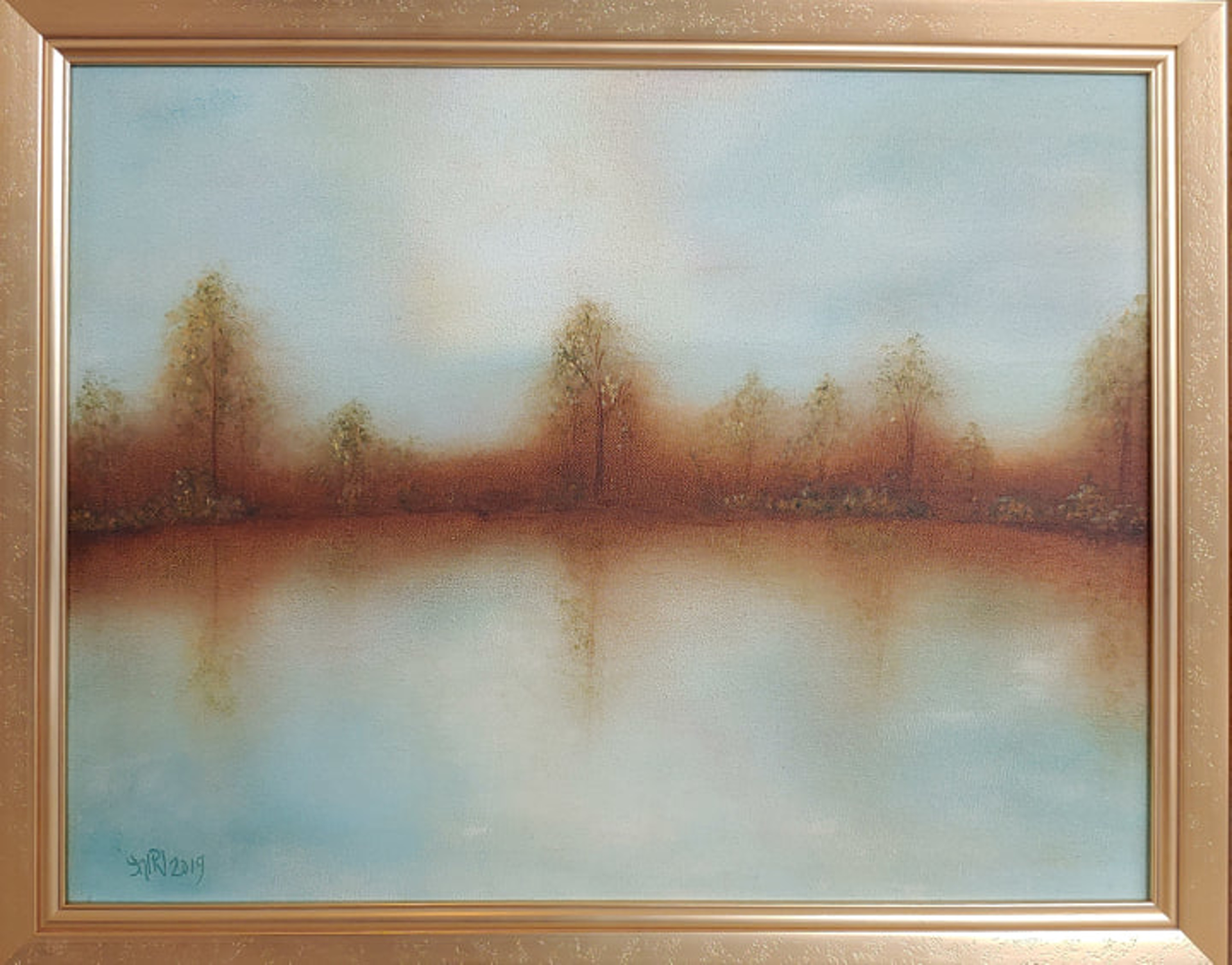 Lake View by Shirley Hays (Yamhill, OR)
