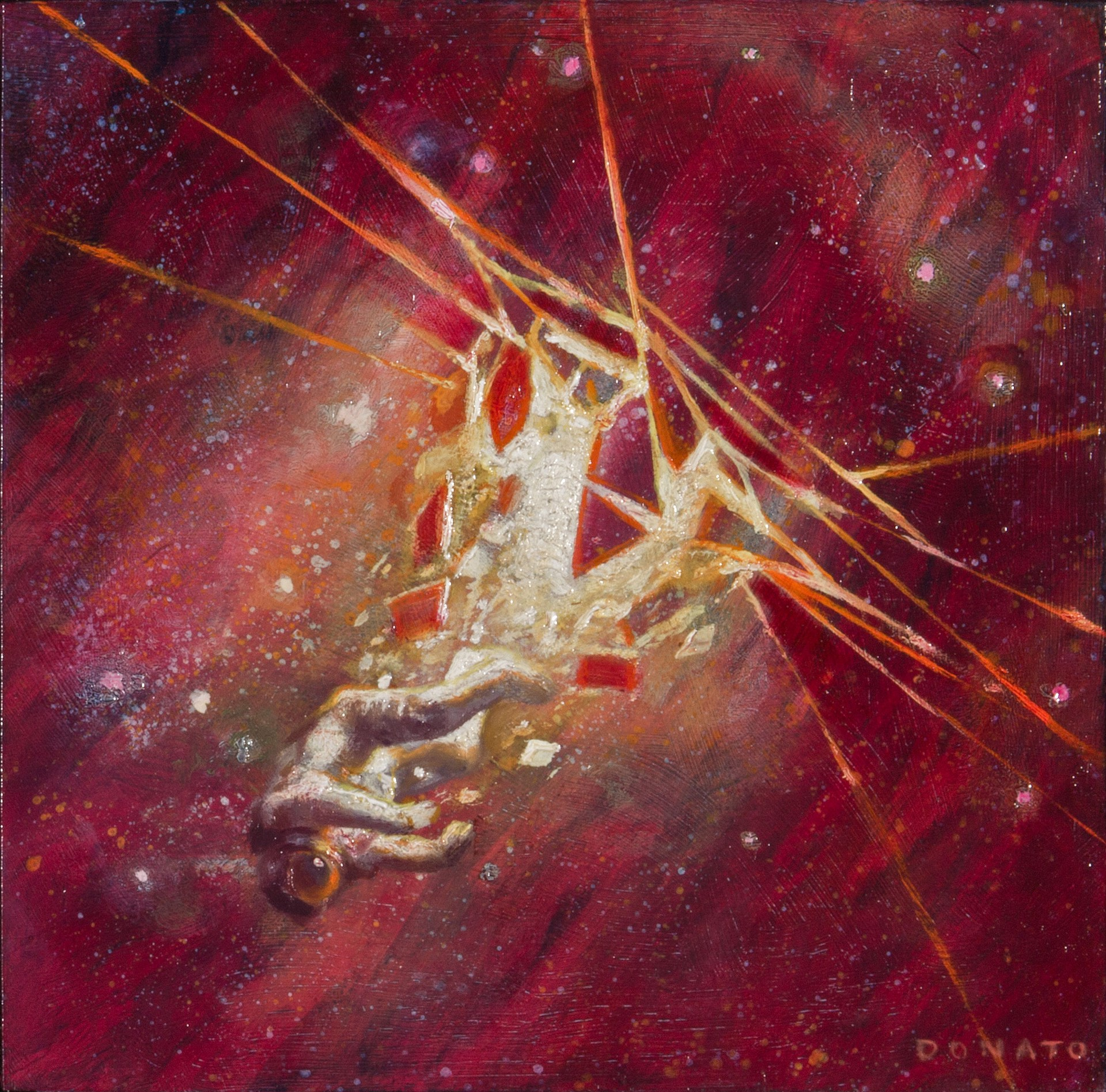 5th Dimension by Donato Giancola