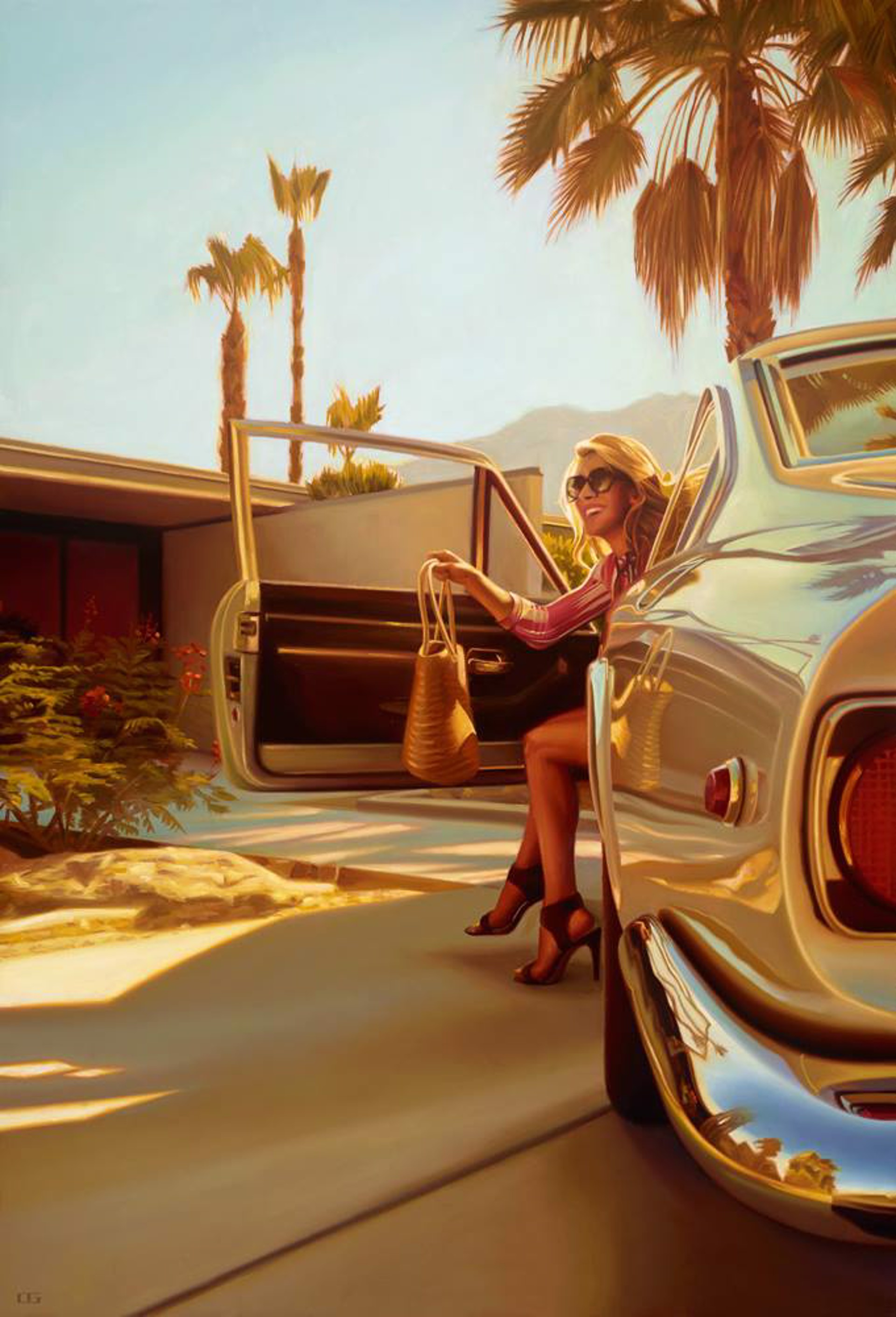 Gotta Wear Shades (S/N) by Carrie Graber