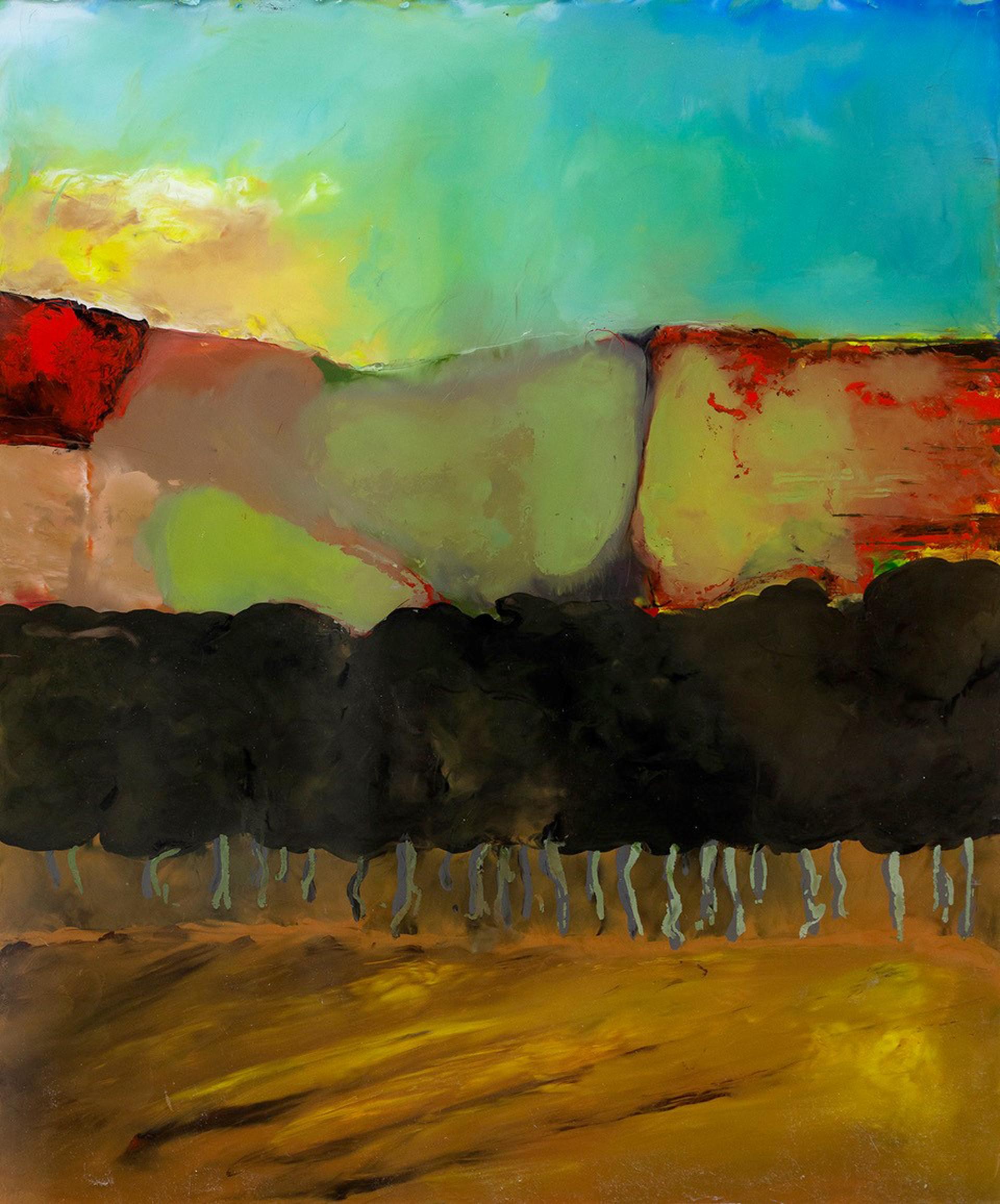 Rising Sun by John McCaw