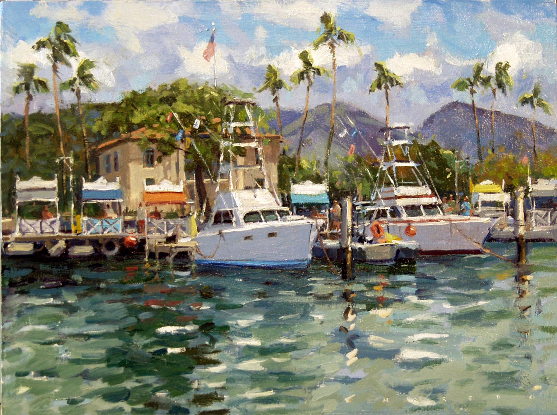 Harbor Spirit by Ronaldo Macedo