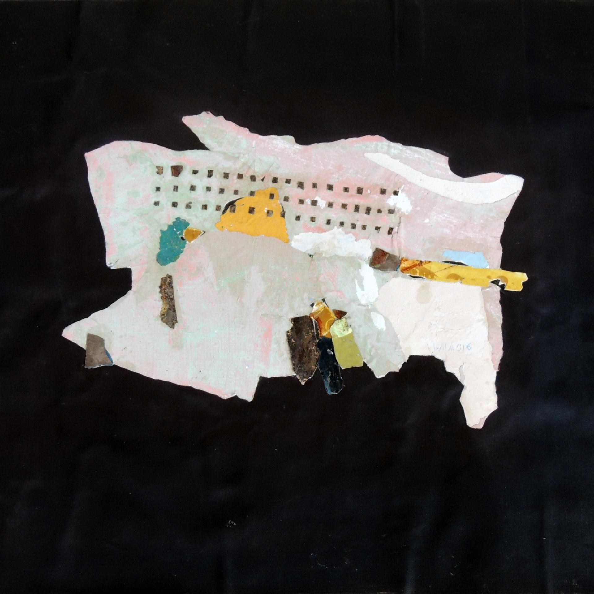 Cuerpo Solido en Orbita (M-21) by Wilay Mendez