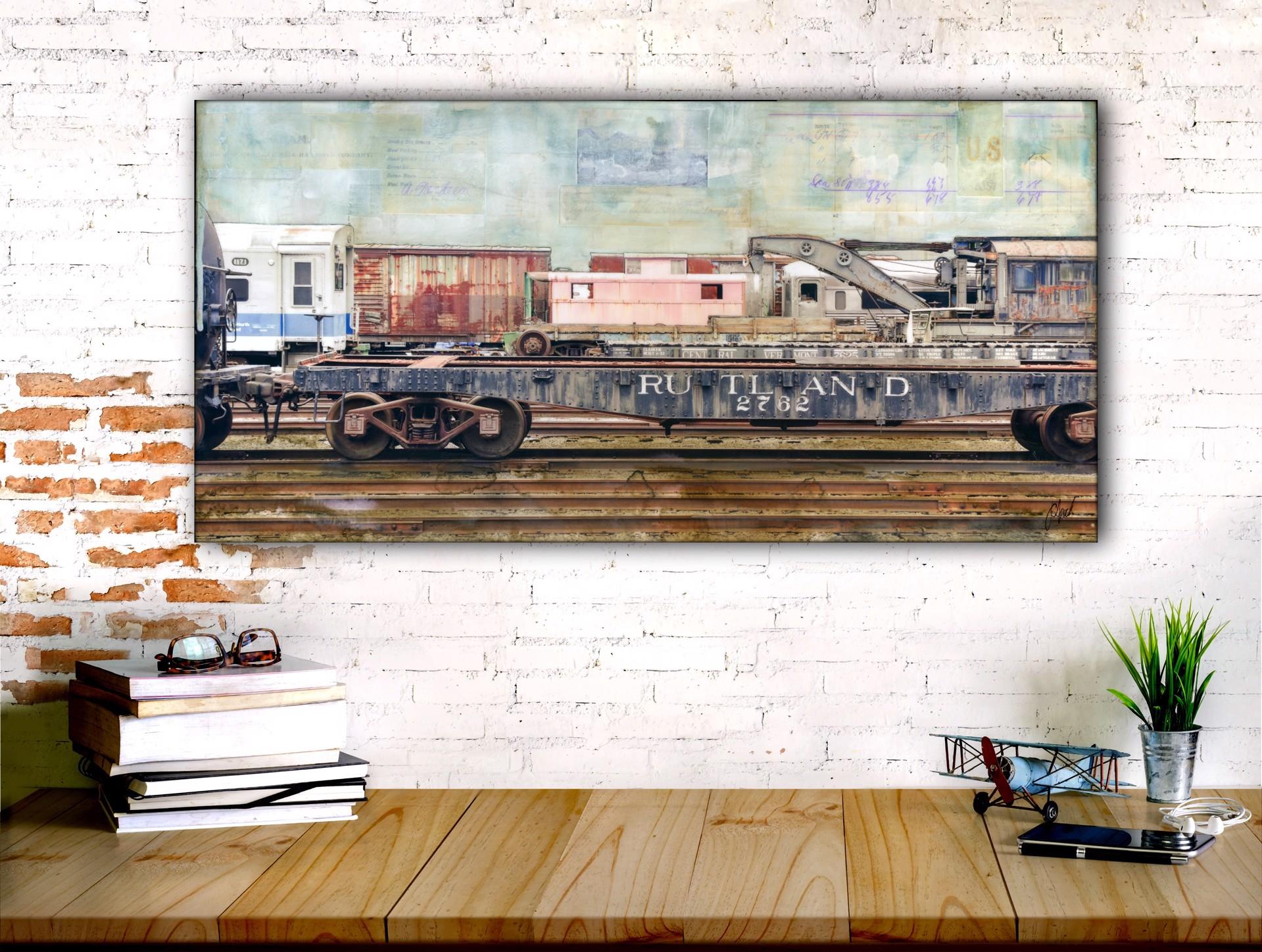 Rail Yards  by JC Spock