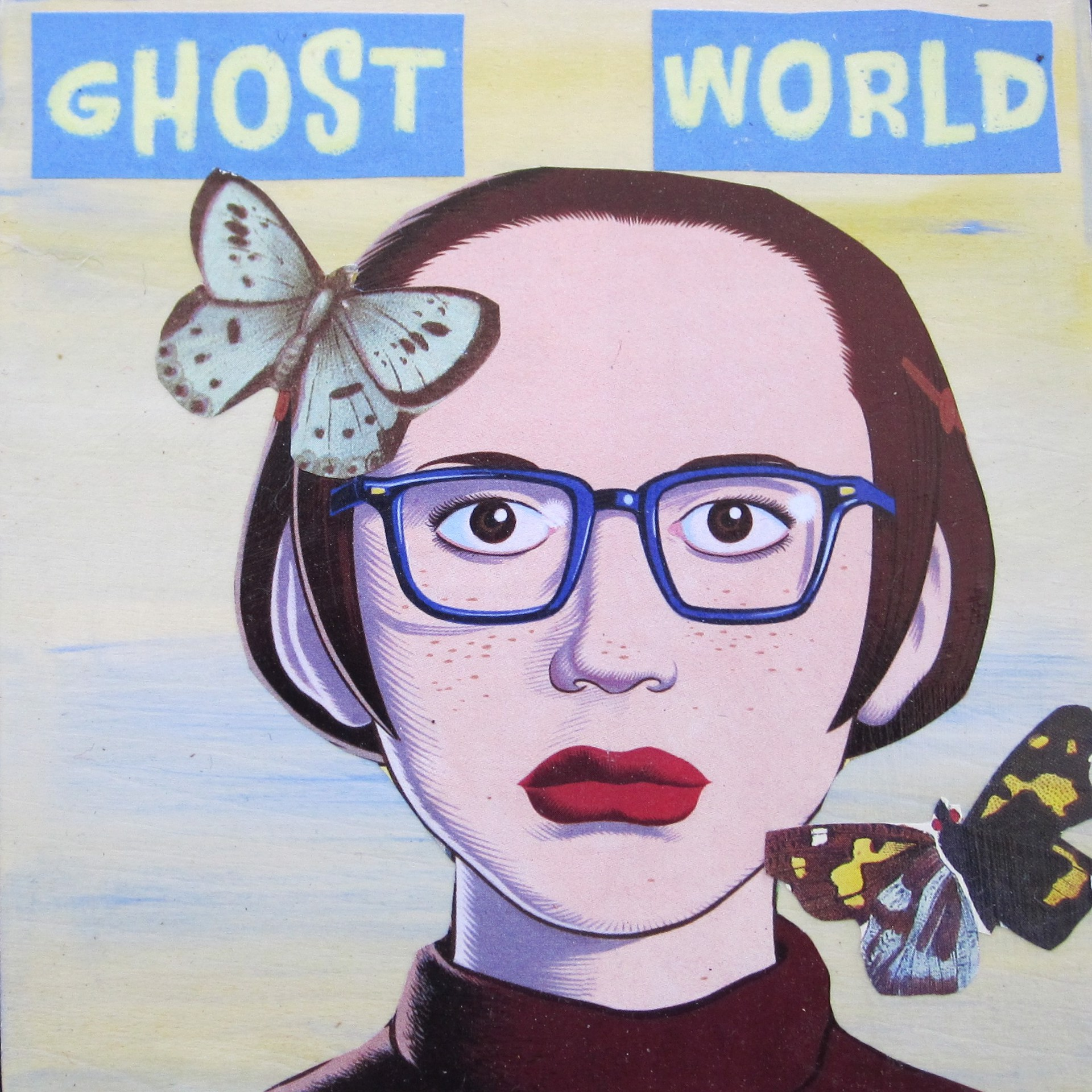 Ghost World by Zoa Ace