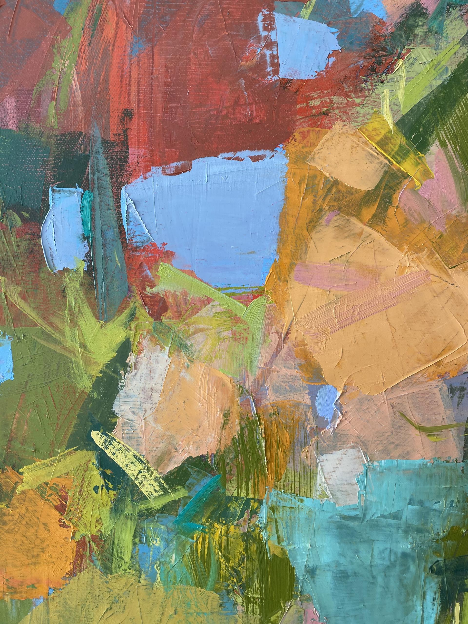 Indian Paintbrush by Marissa Vogl