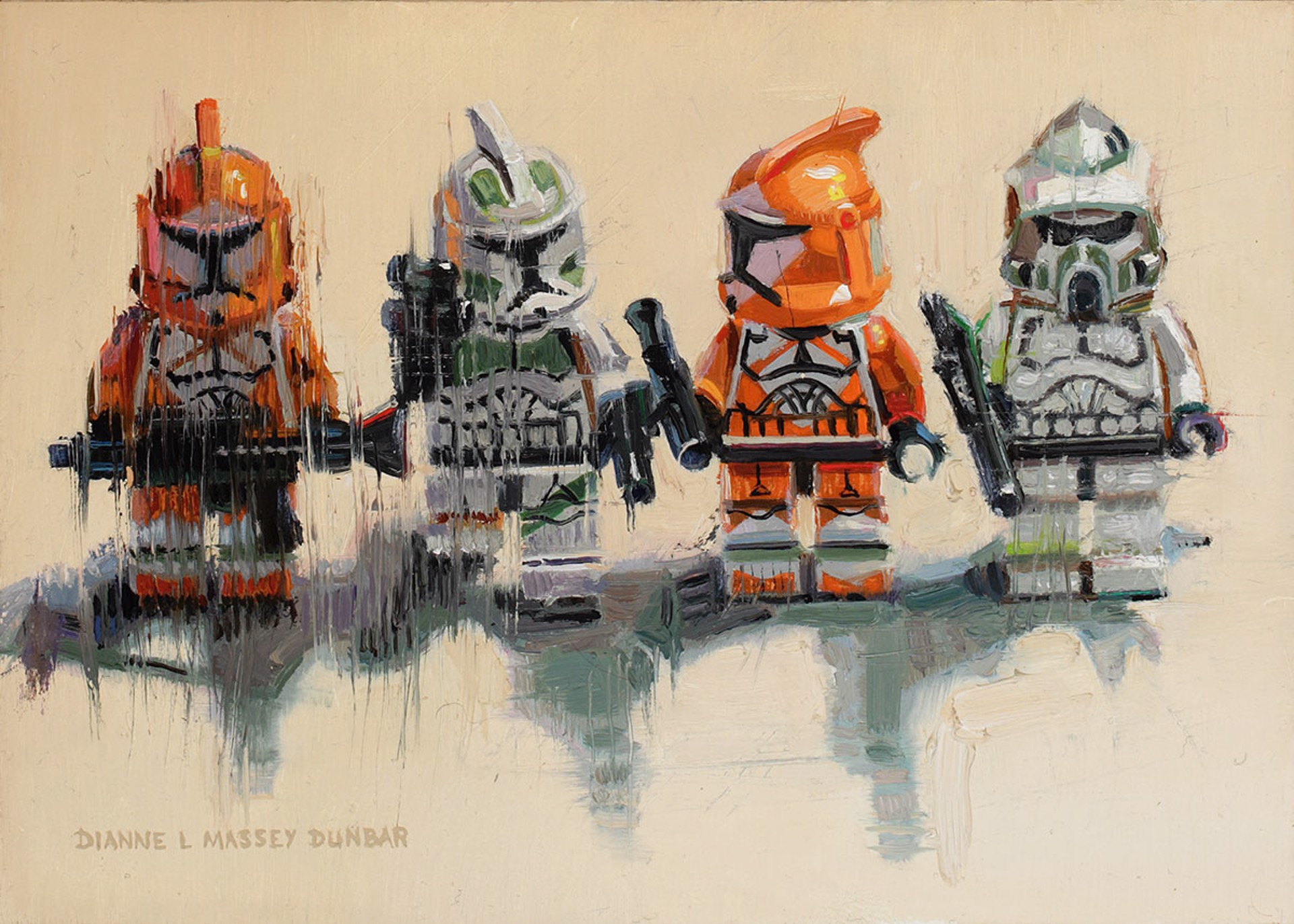Troopers by Dianne L Massey Dunbar